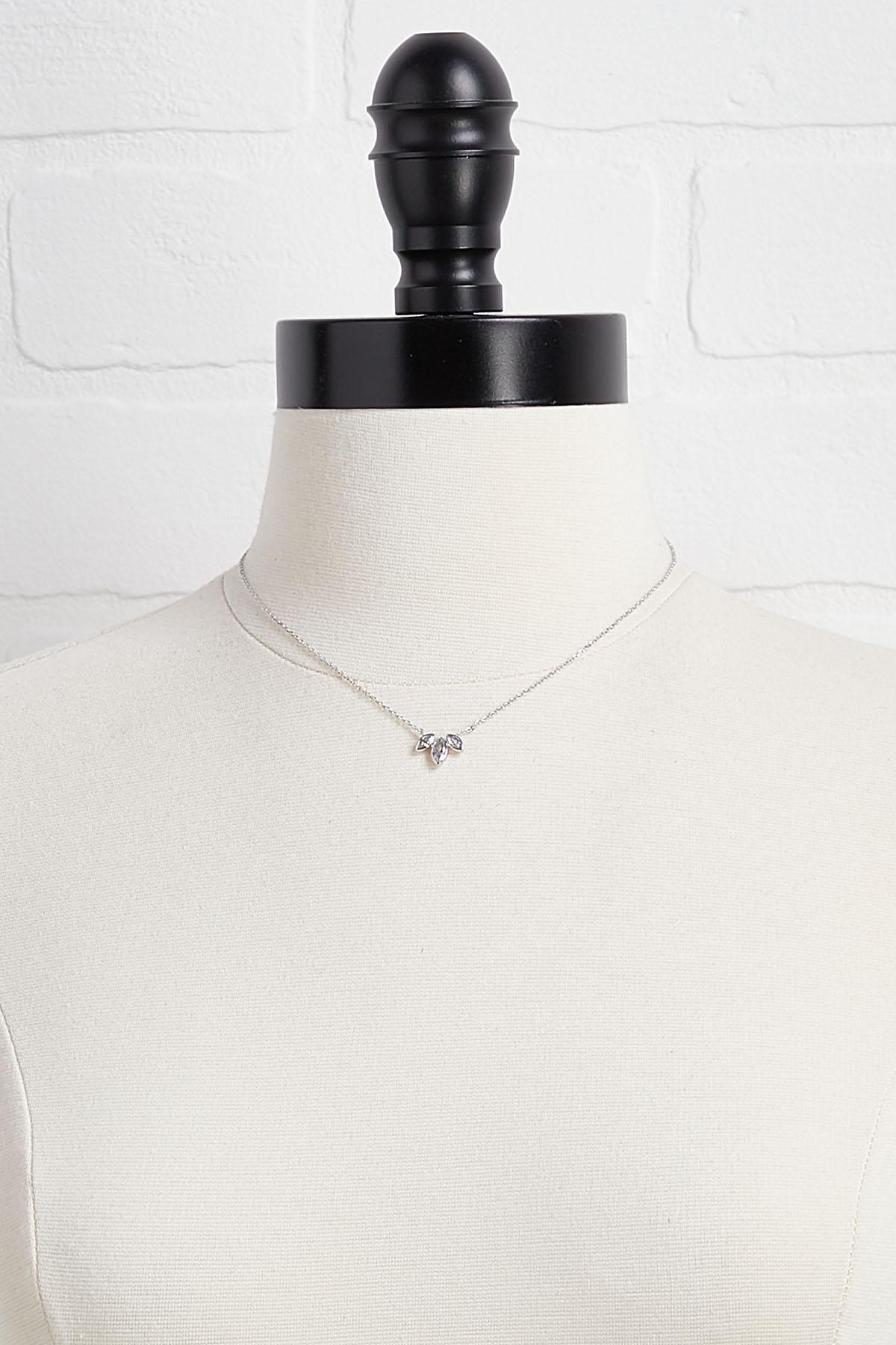 Cateye Pendant Necklace