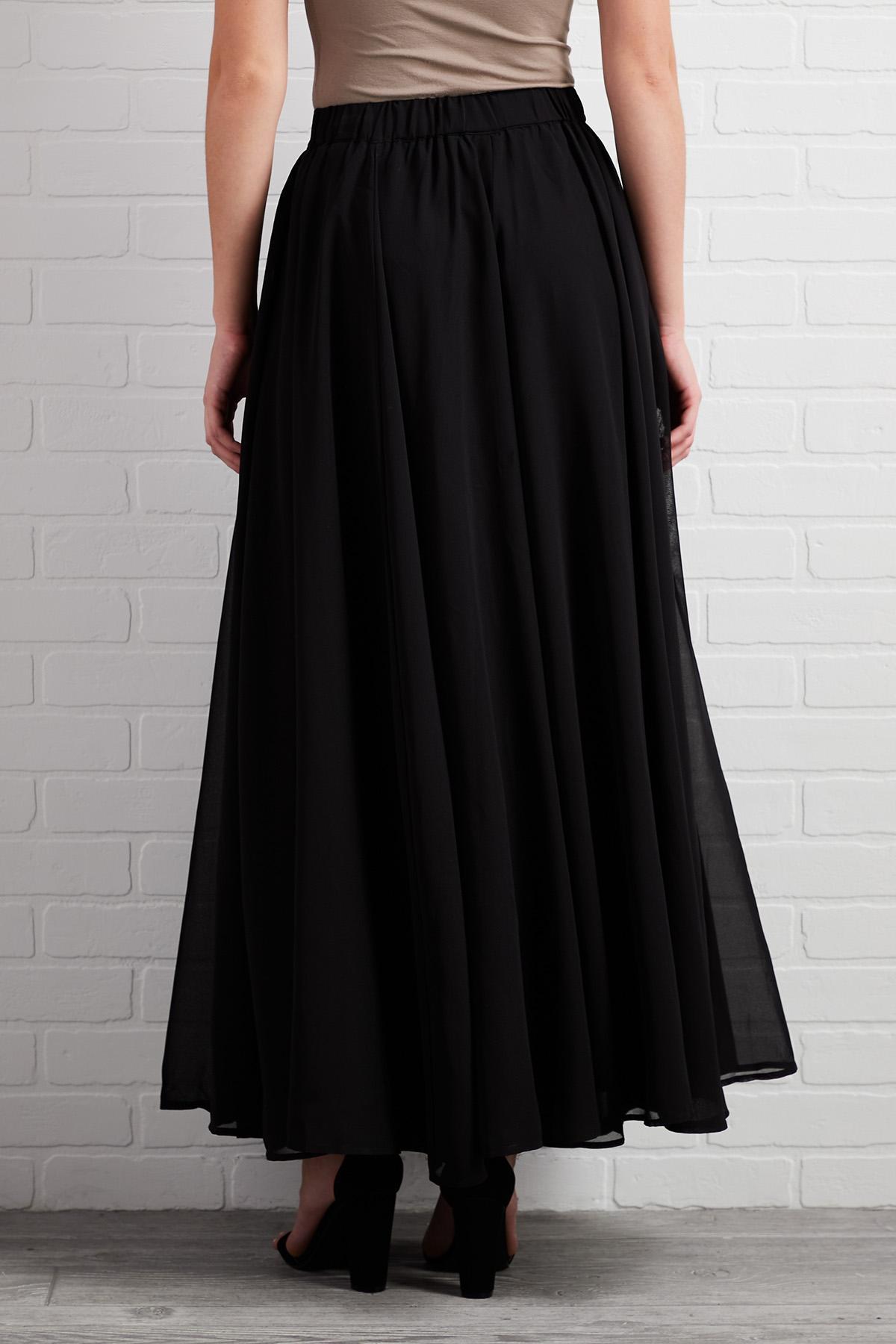 So Long For Now Maxi Skirt
