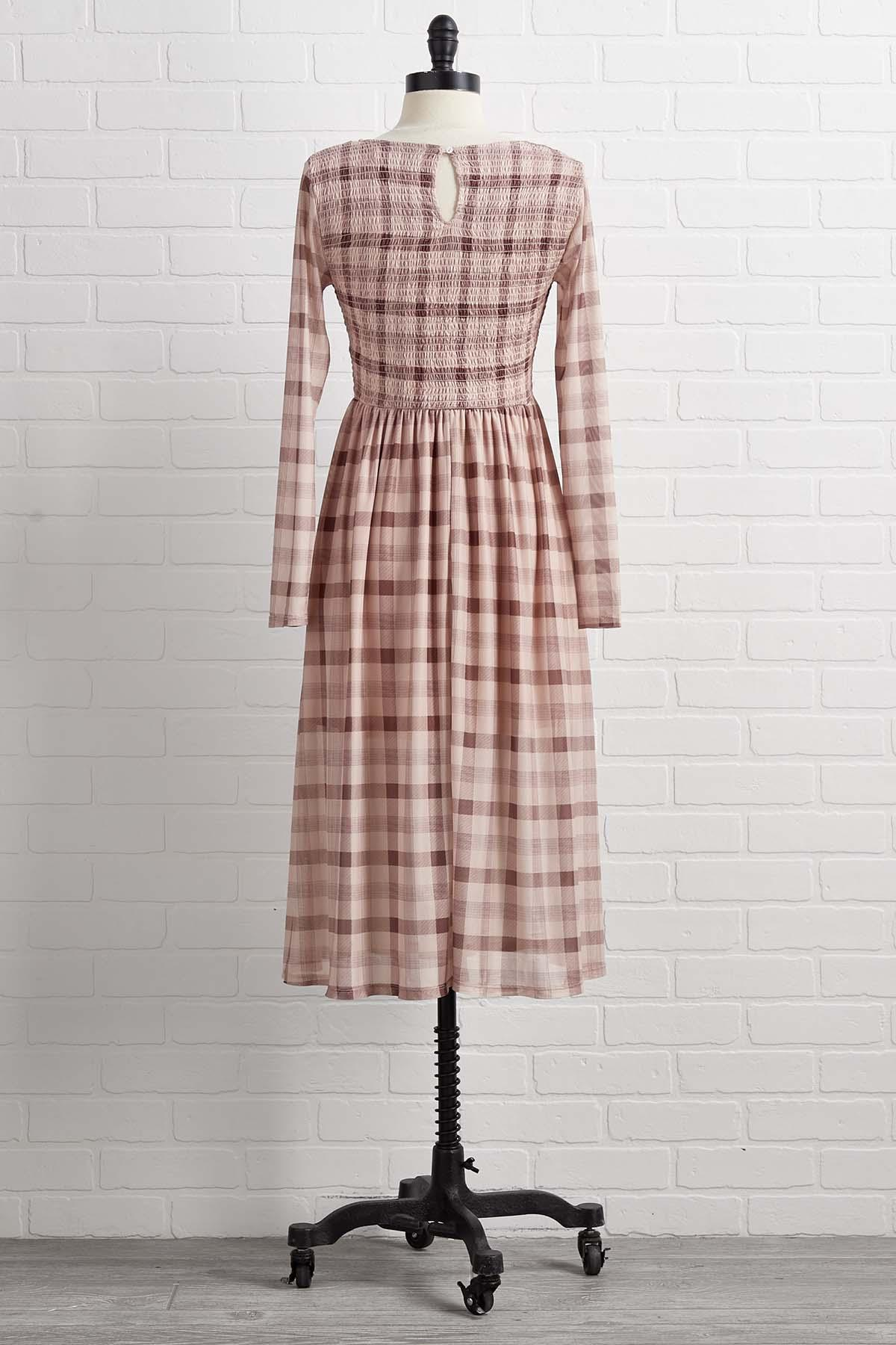 Hip To Be Square Midi Dress