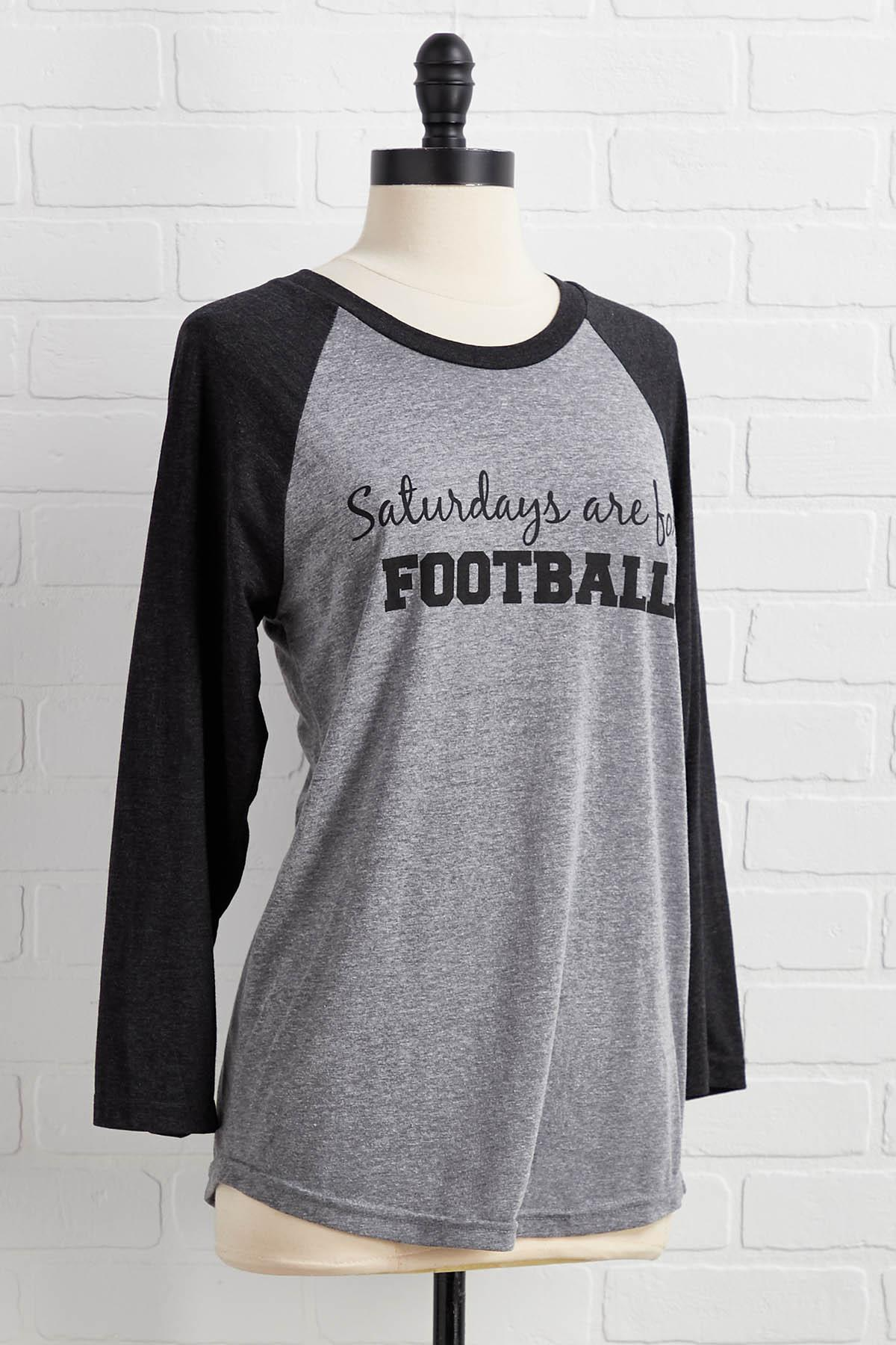 Saturdays Are For Football Top