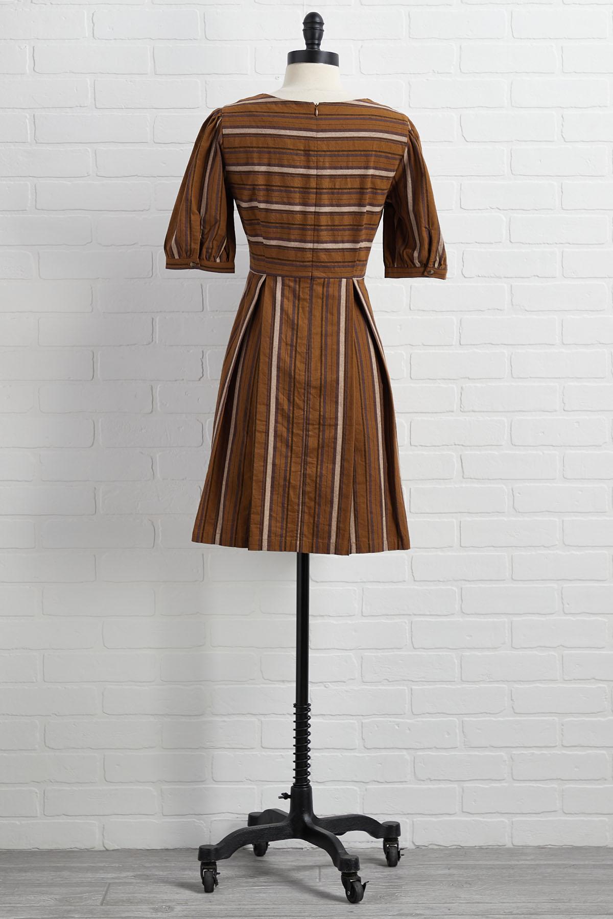 October Daze Dress
