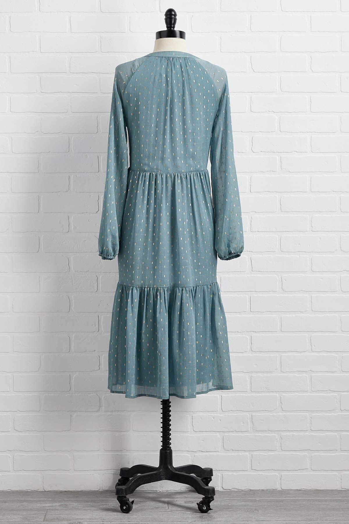 Bit Of A Free Spirit Dress