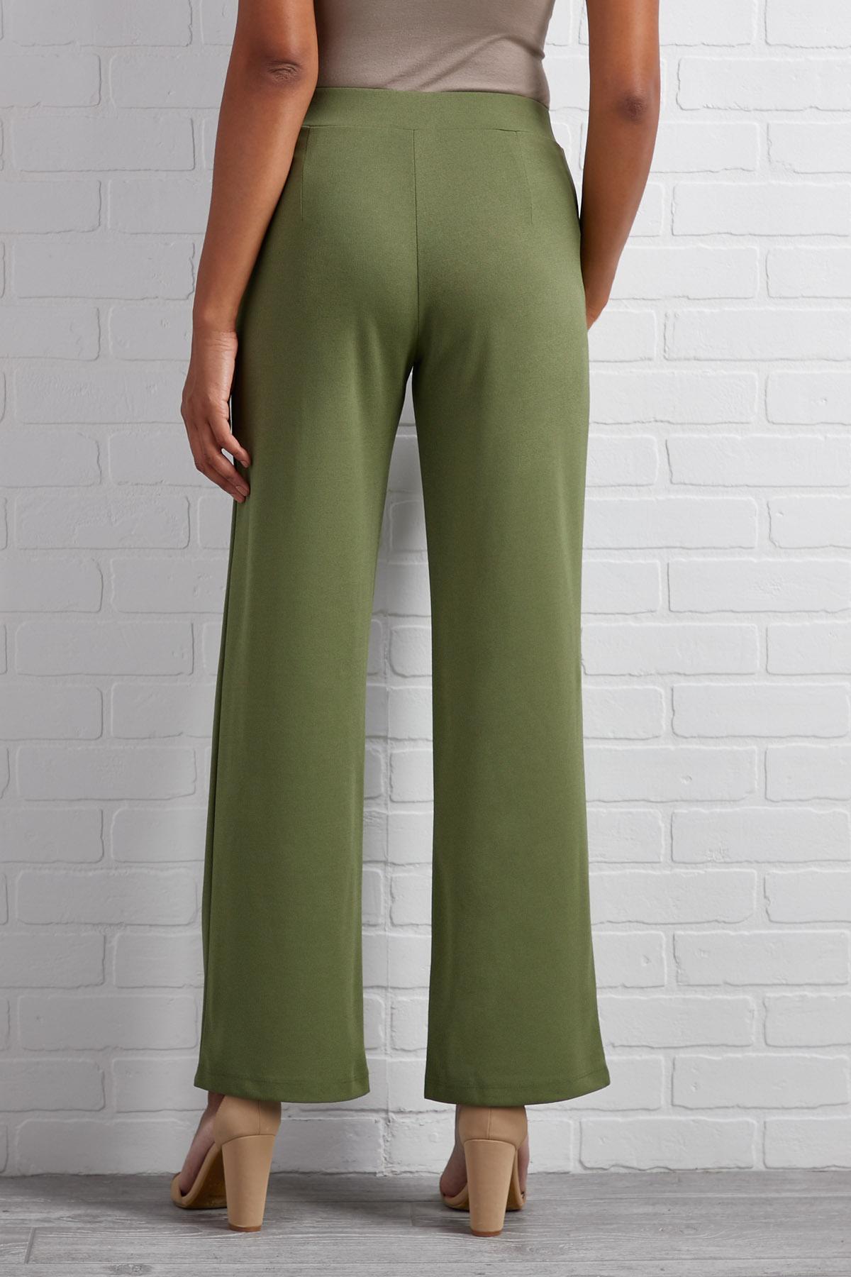 Cute As A Button Pants