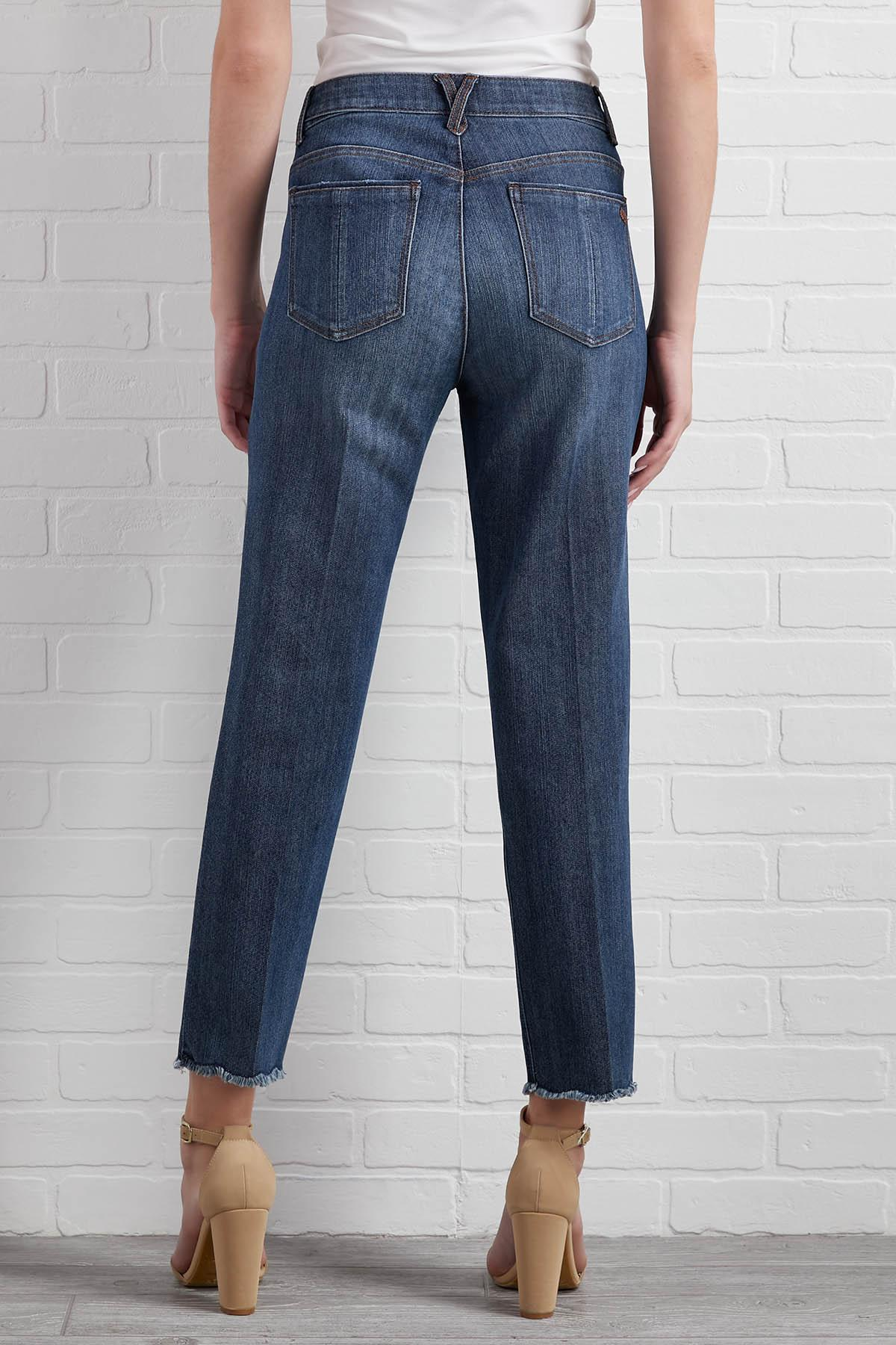Fray It Loud And Clear Jeans