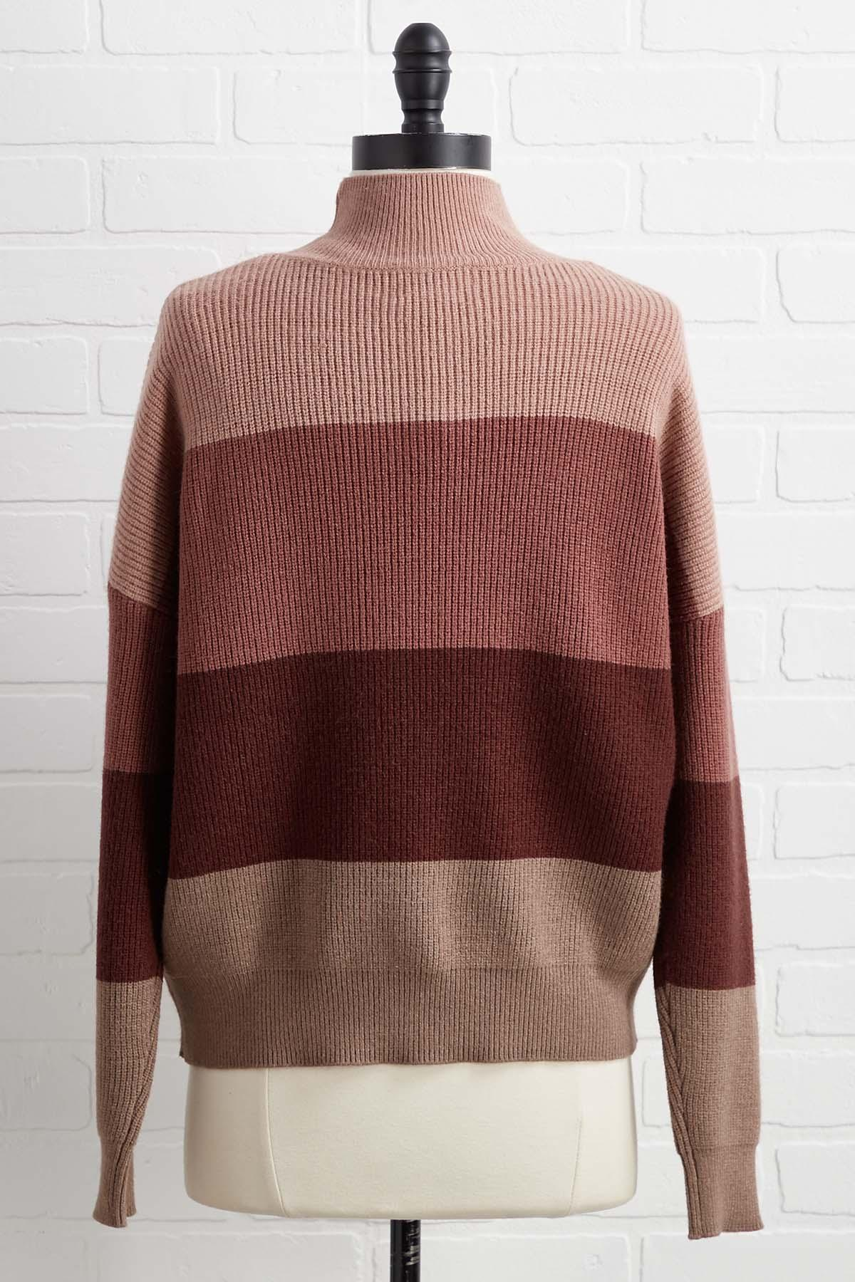 Falling Again Sweater