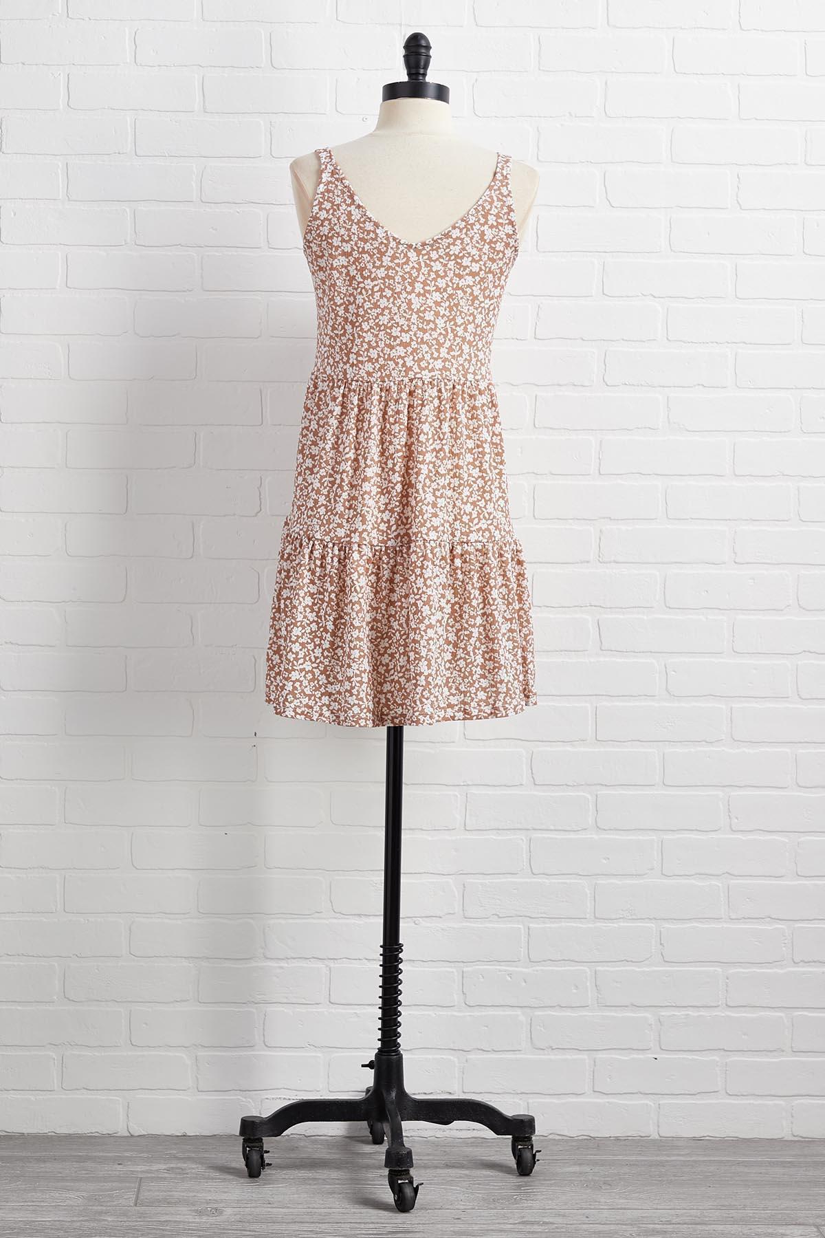 Growing Up Dress