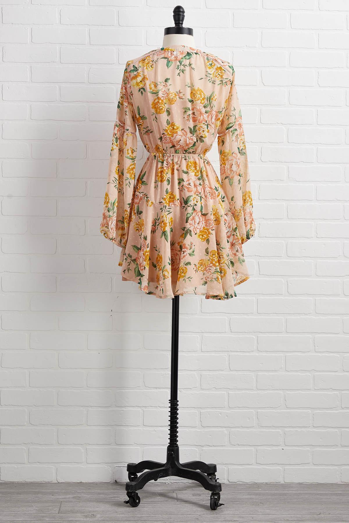 Precious Petals Dress