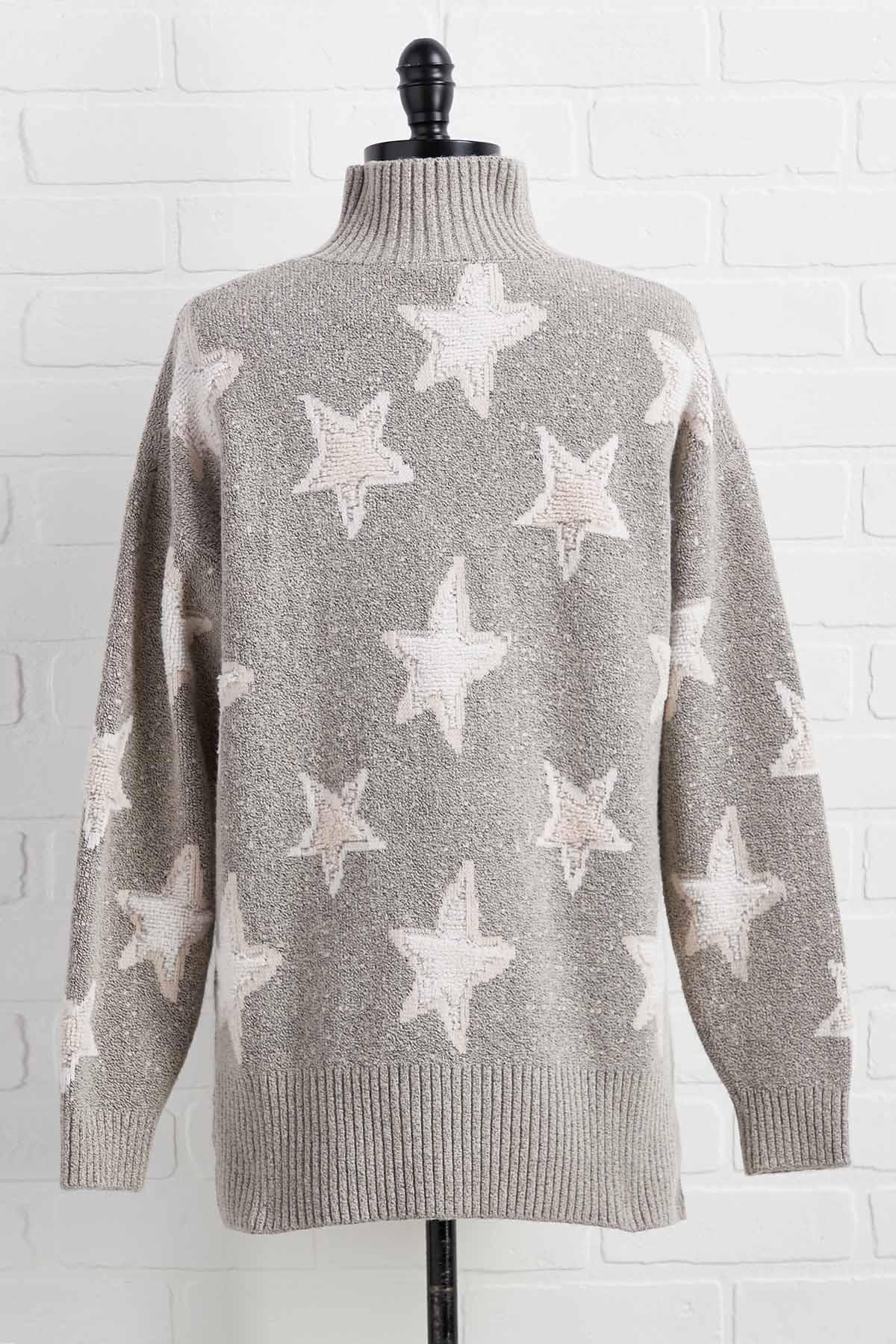 Twinkle Twinkle Little Star Sweater