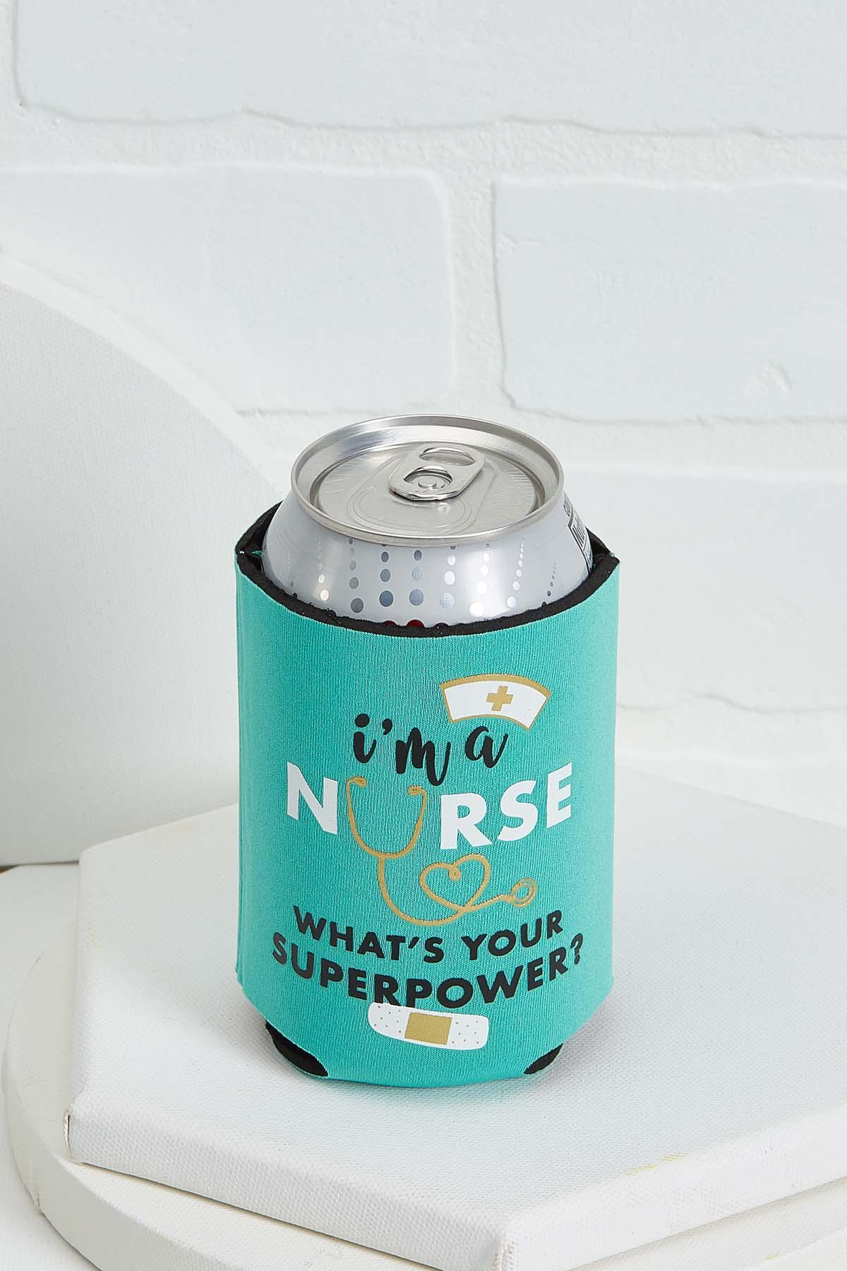 Super Nurse Can Holder