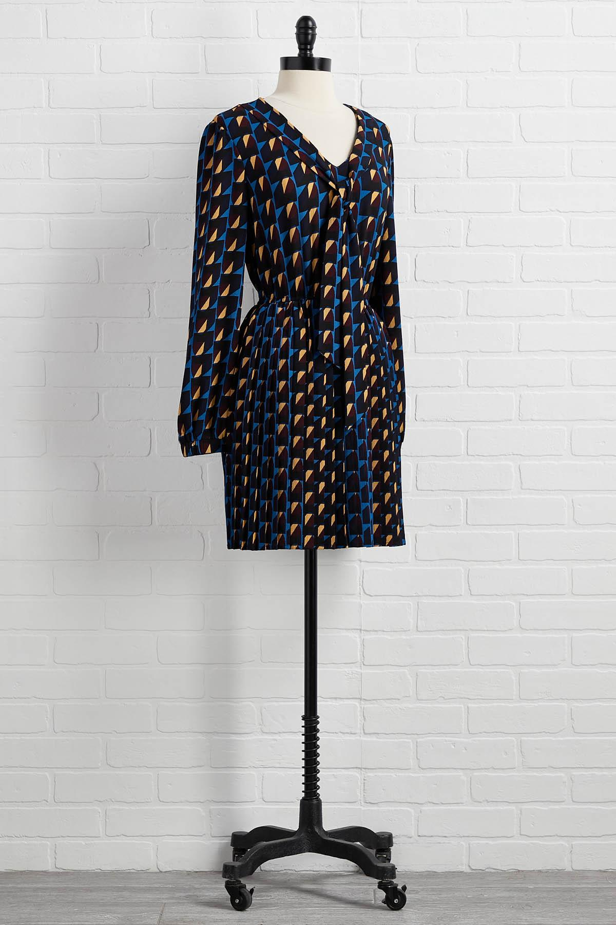 Groovy Kind Of Love Dress