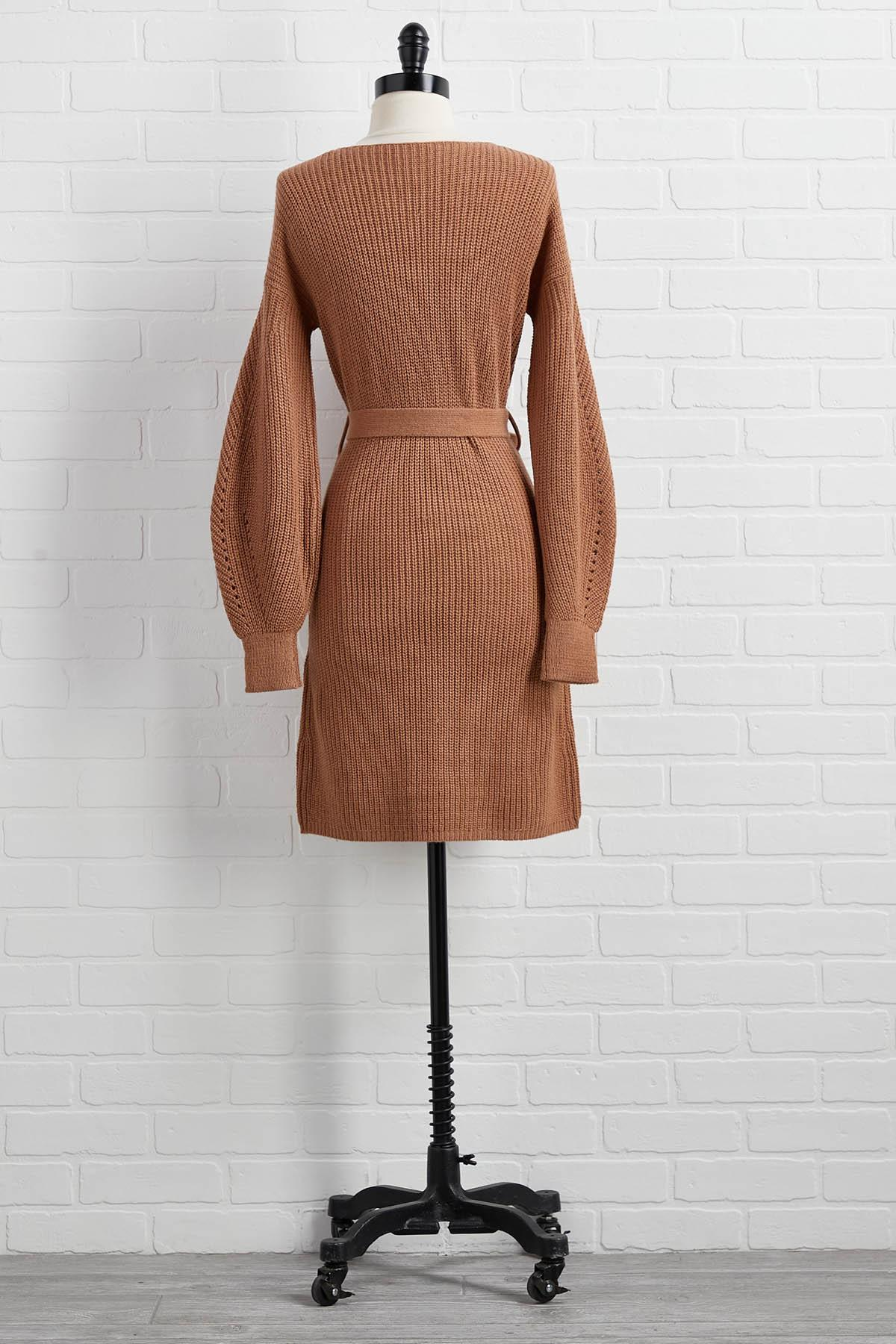 Dash Of Cinnamon Dress