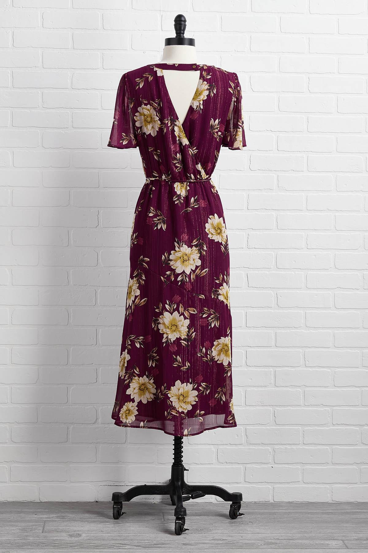 Make Some Bloom Dress