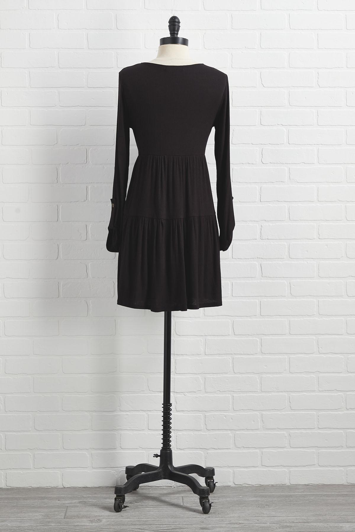 Be My Babydoll Dress