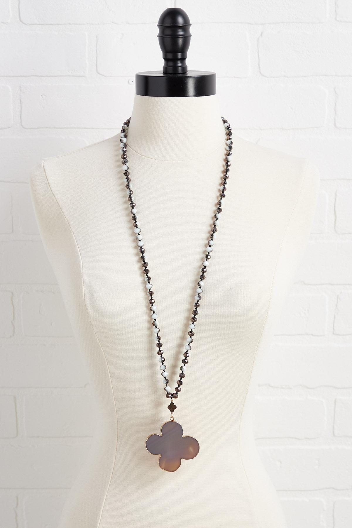 Clover The Top Necklace