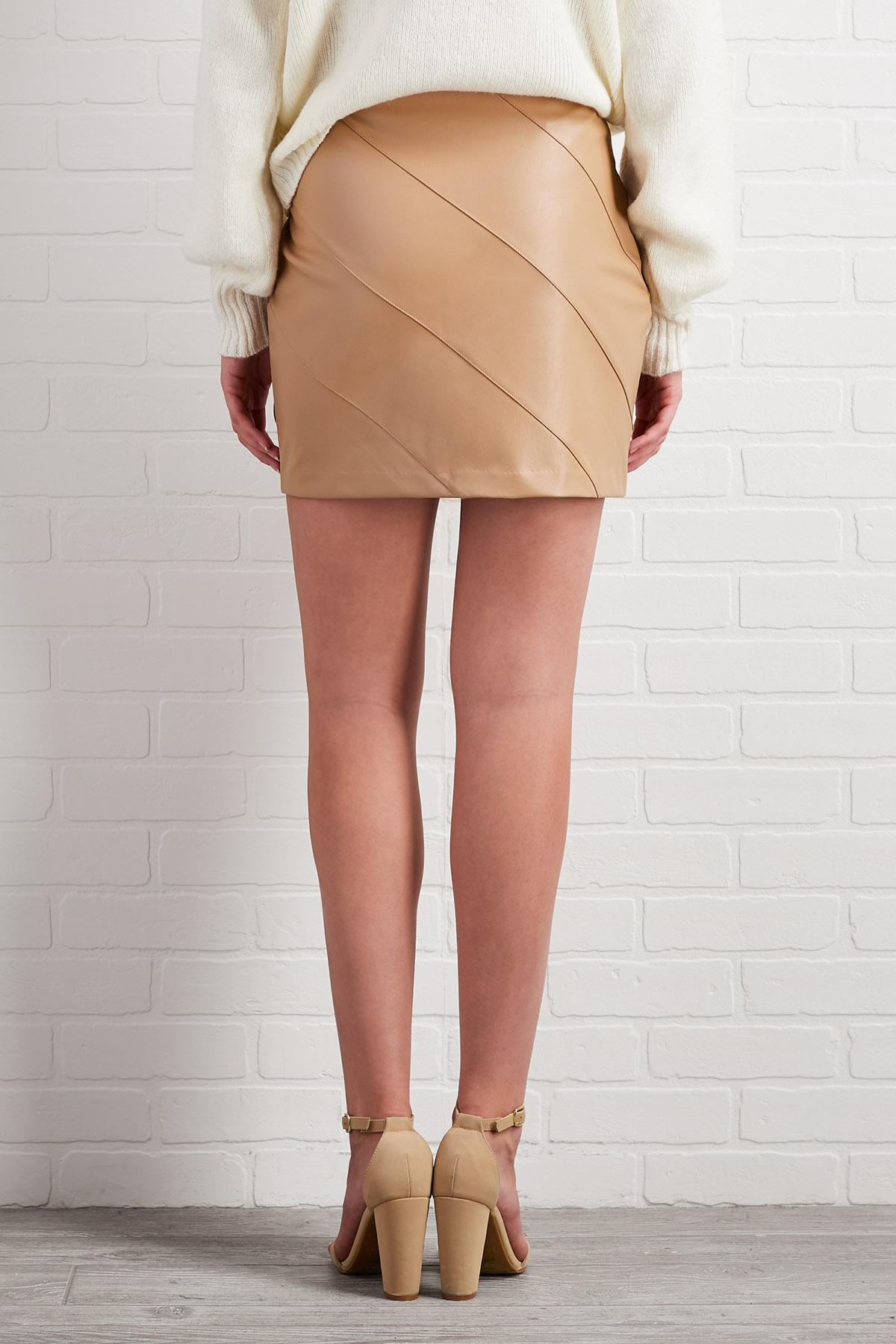 Seams To Be So Faux Skirt