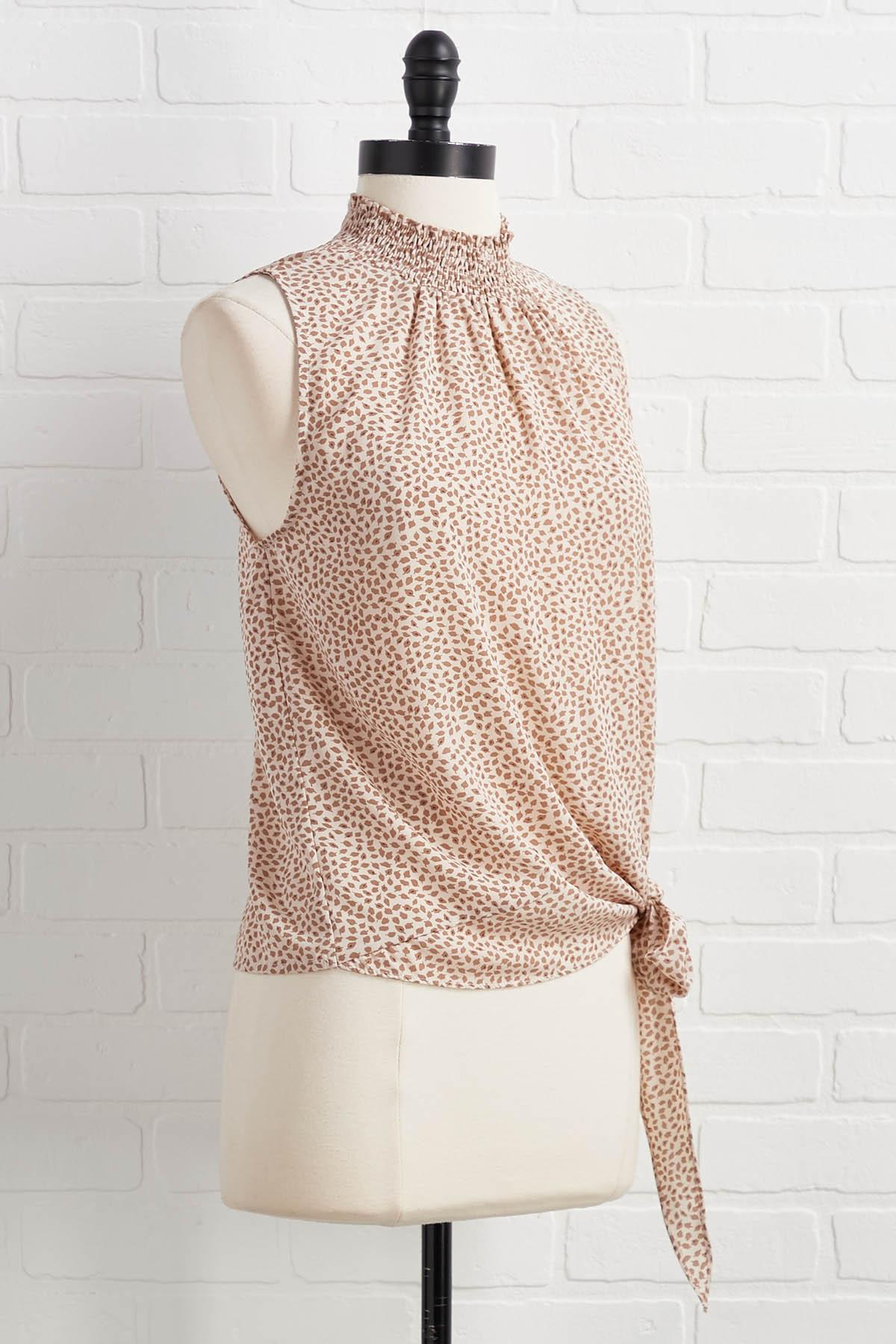 Turn Over A New Leaf Top