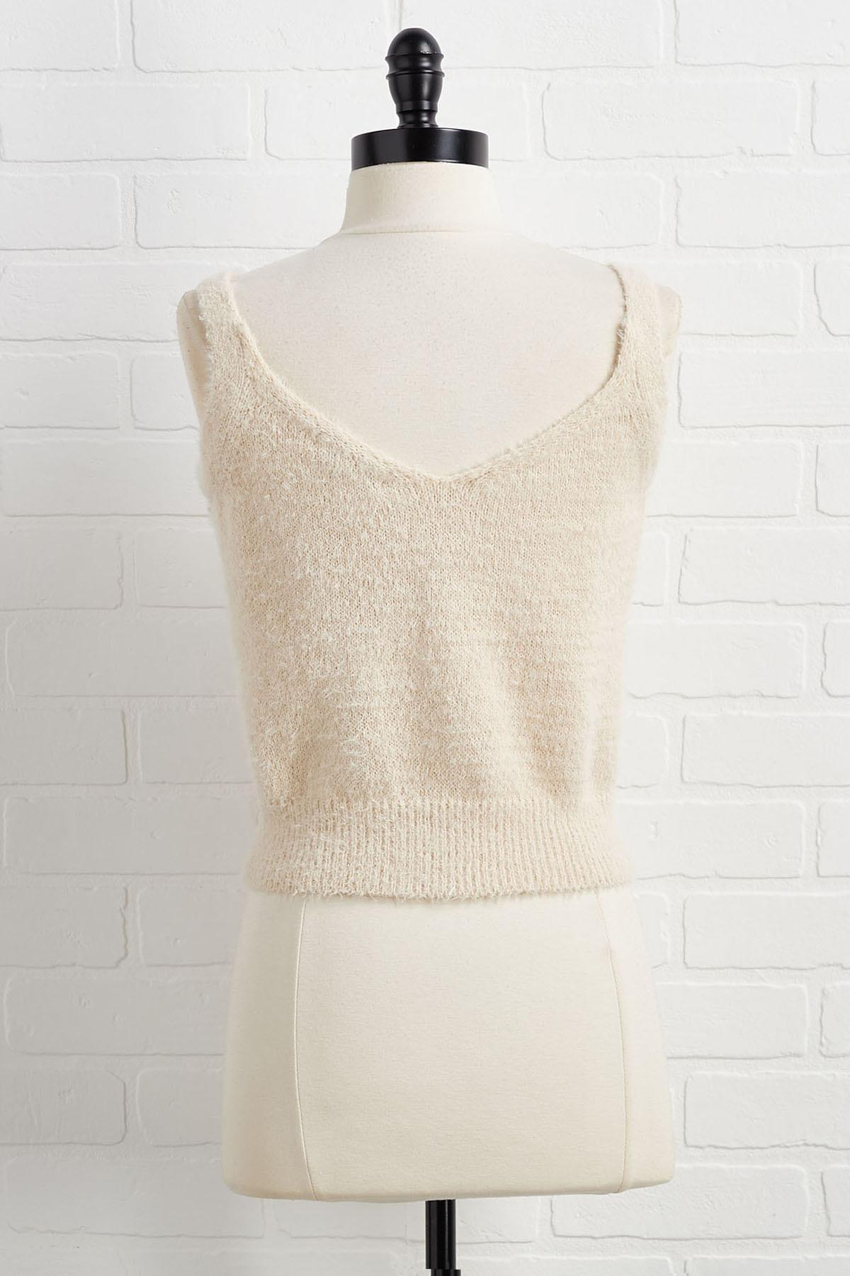 Baby Knit's Cold Outside Tank