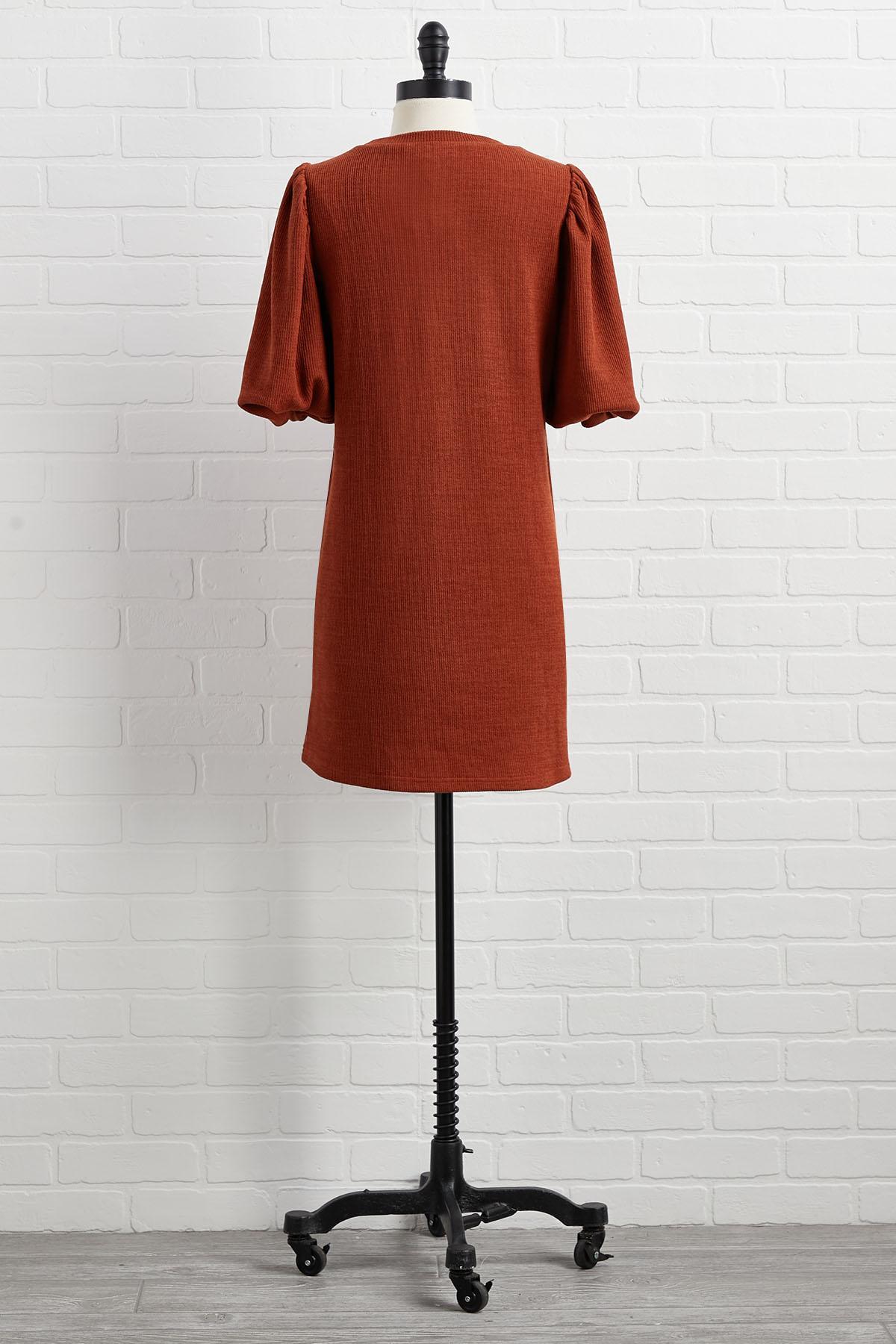 Fall The Shots Dress