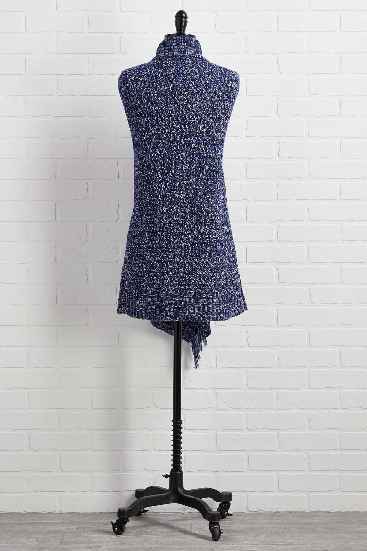 Marled And Me Vest