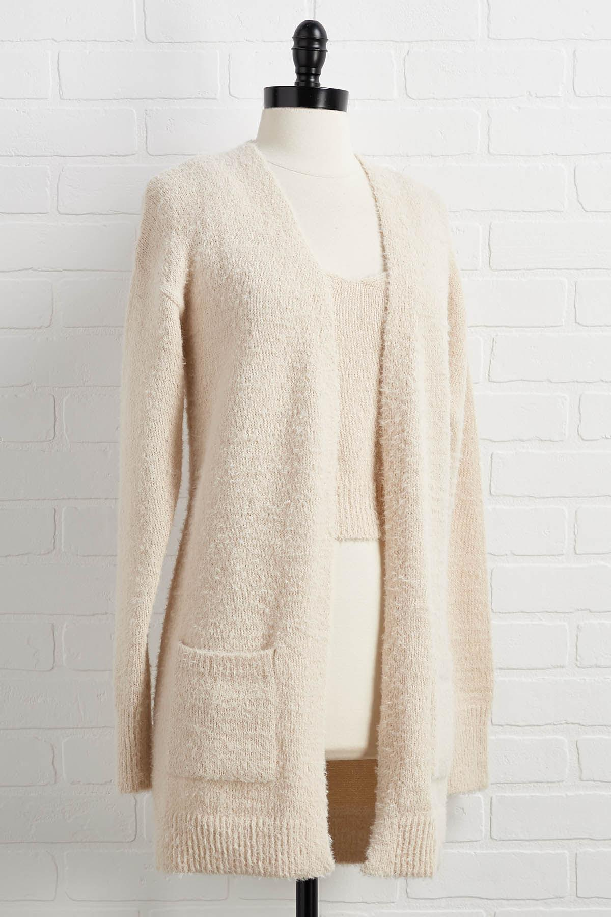 Baby Knit's Cold Outside Cardigan
