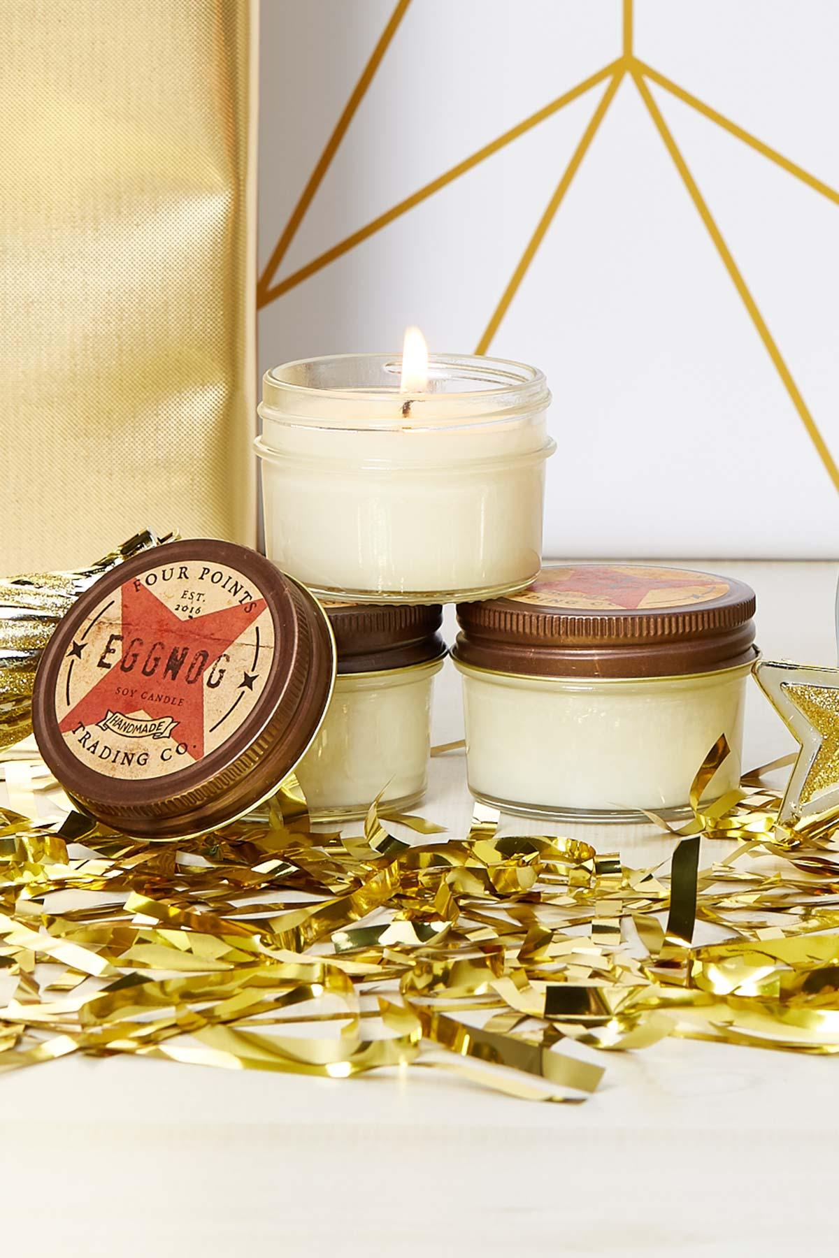 Spiced Cranberry Candle