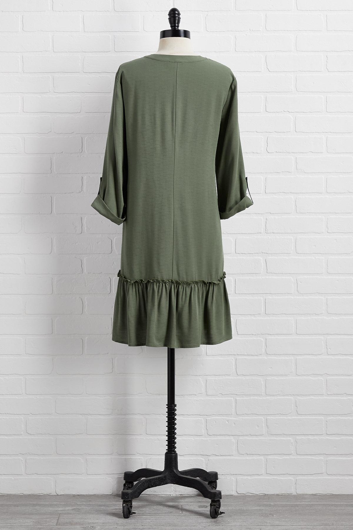 I Love Hem Dress