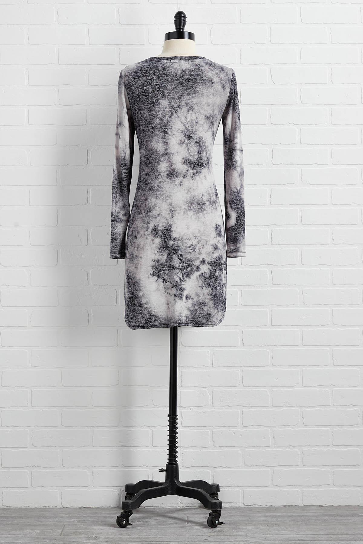 Swirl On Dress