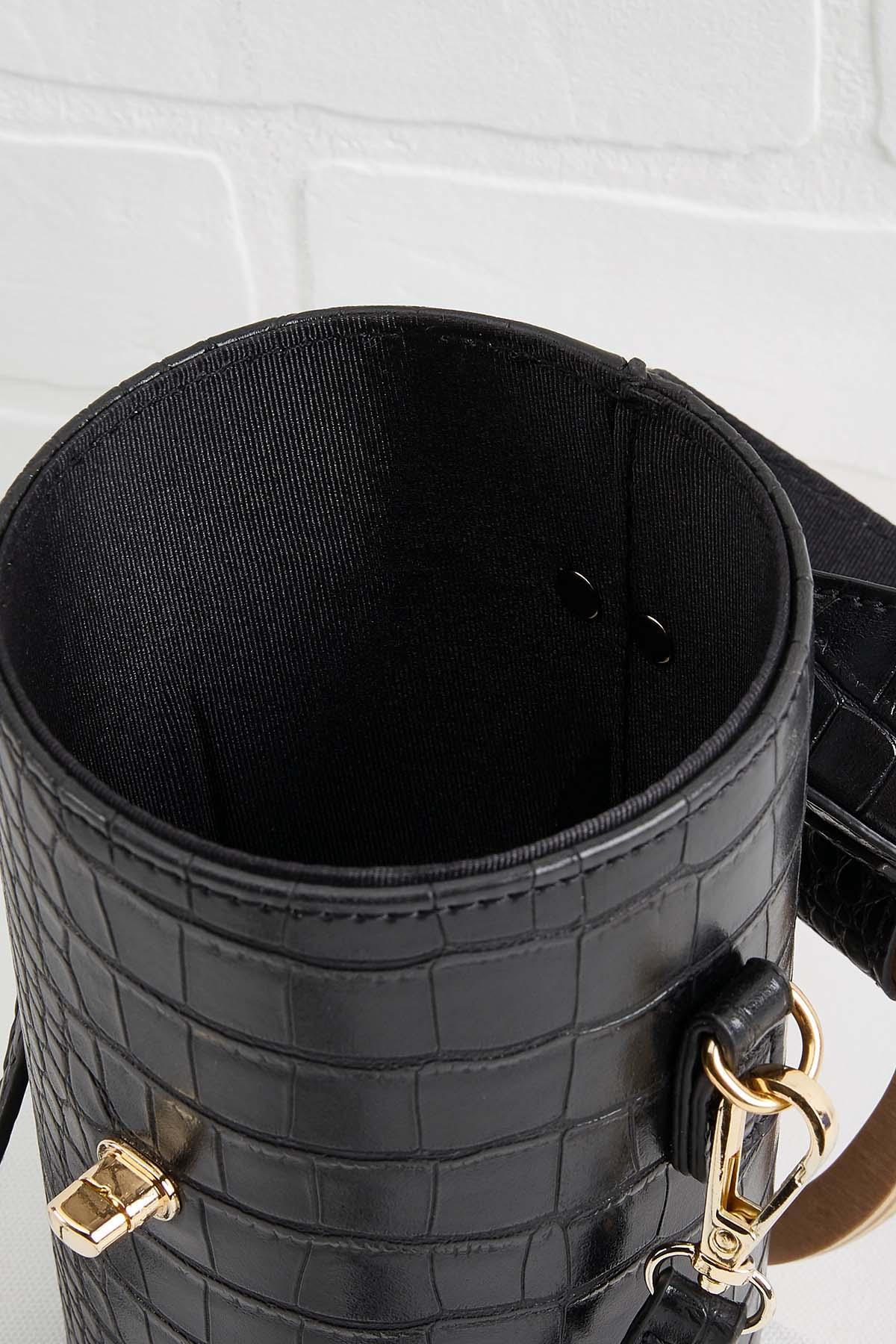 Faux Really Cute Box Bag