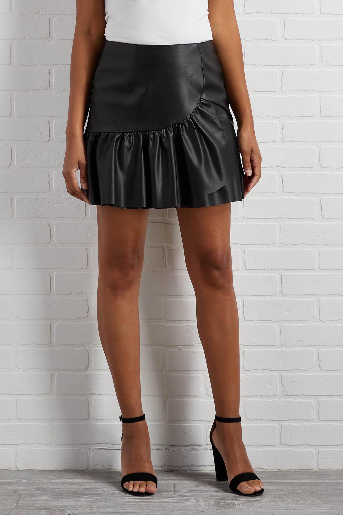 What A Flirt Skirt