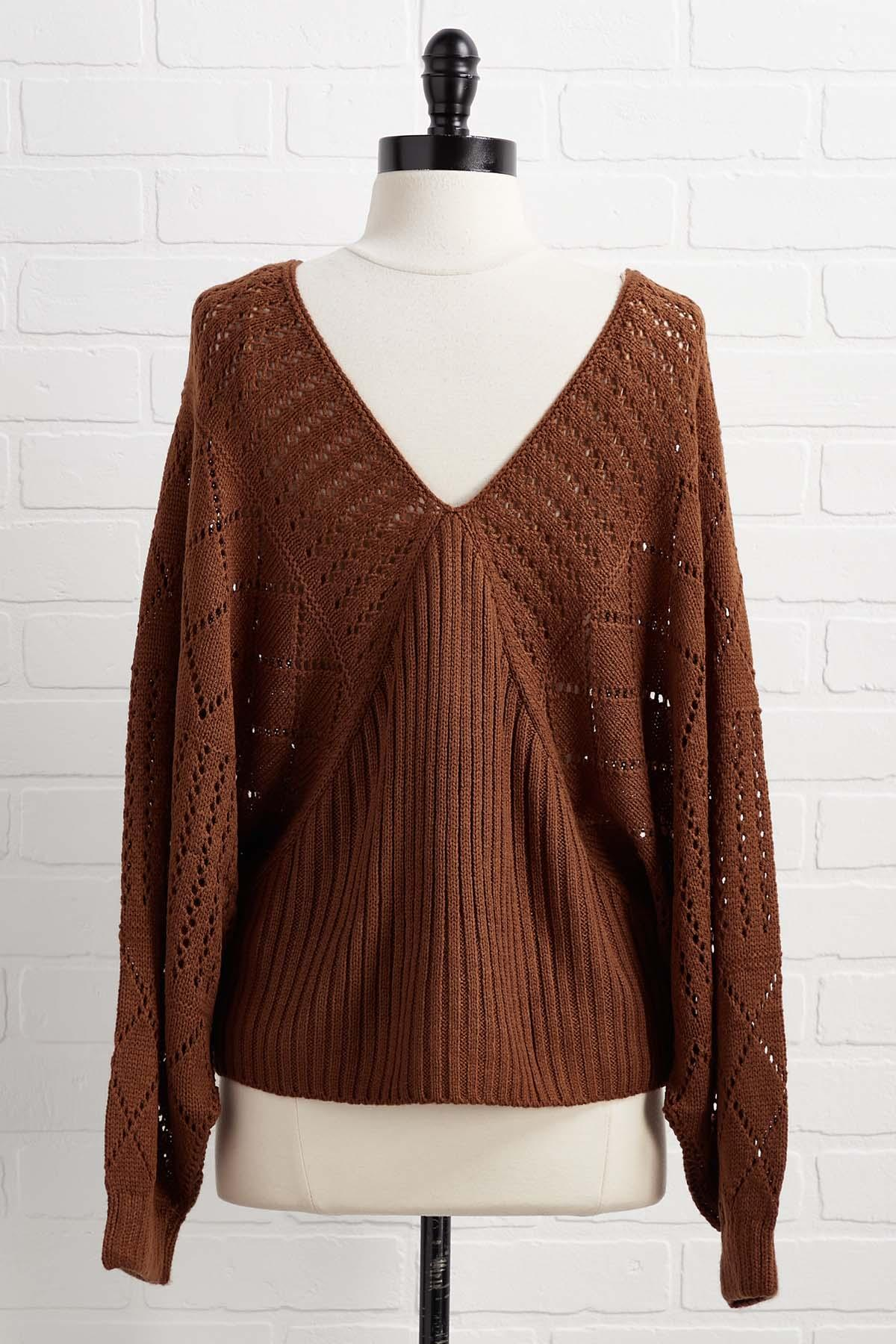 Warm Me Up Sweater