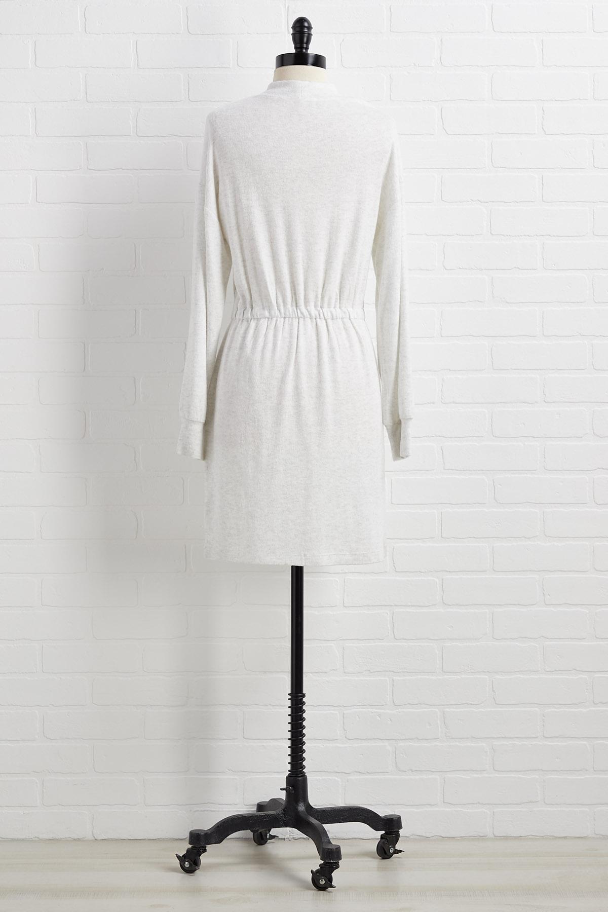 Mock Before You Enter Dress