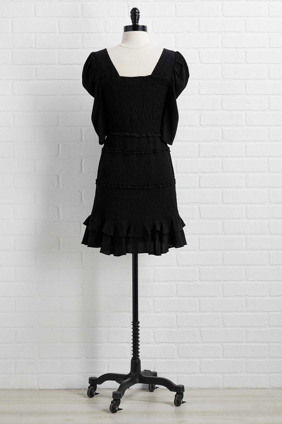 Love Me Or Sleeve Me Dress