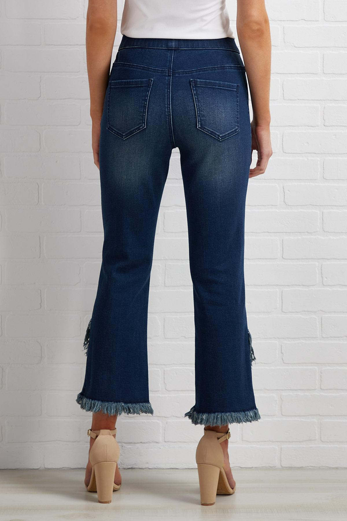 Break Up With Hem Jeans