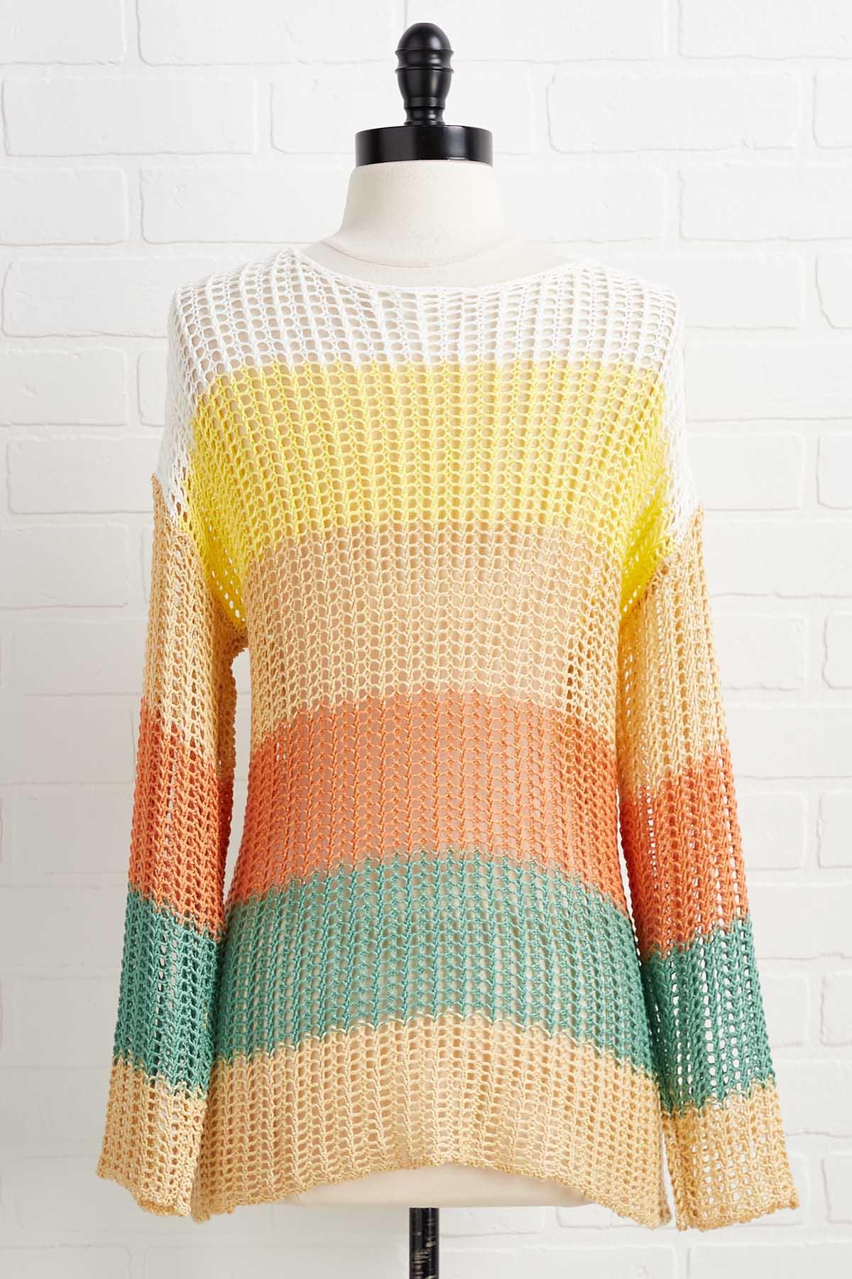 Passed With Flying Colors Sweater