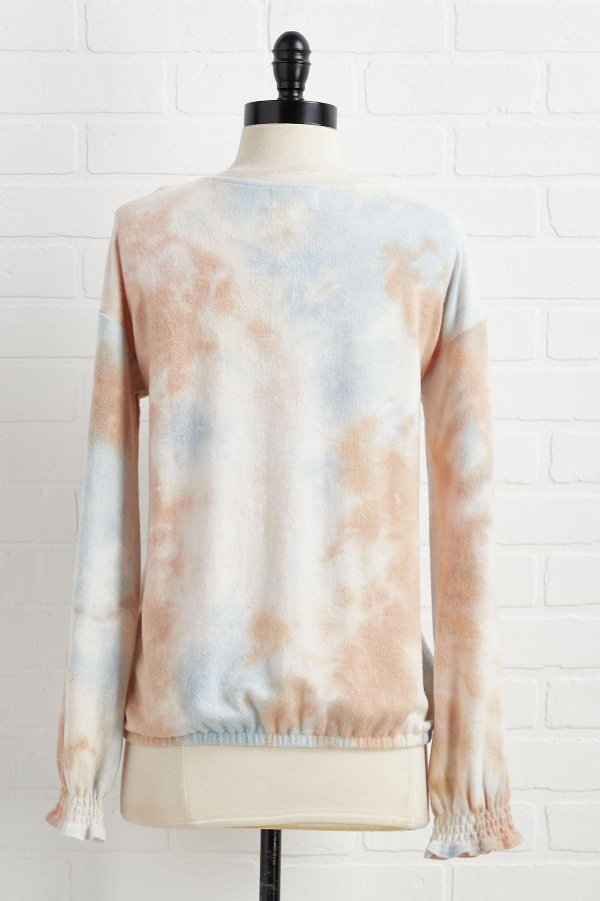 Tie Dye For Top