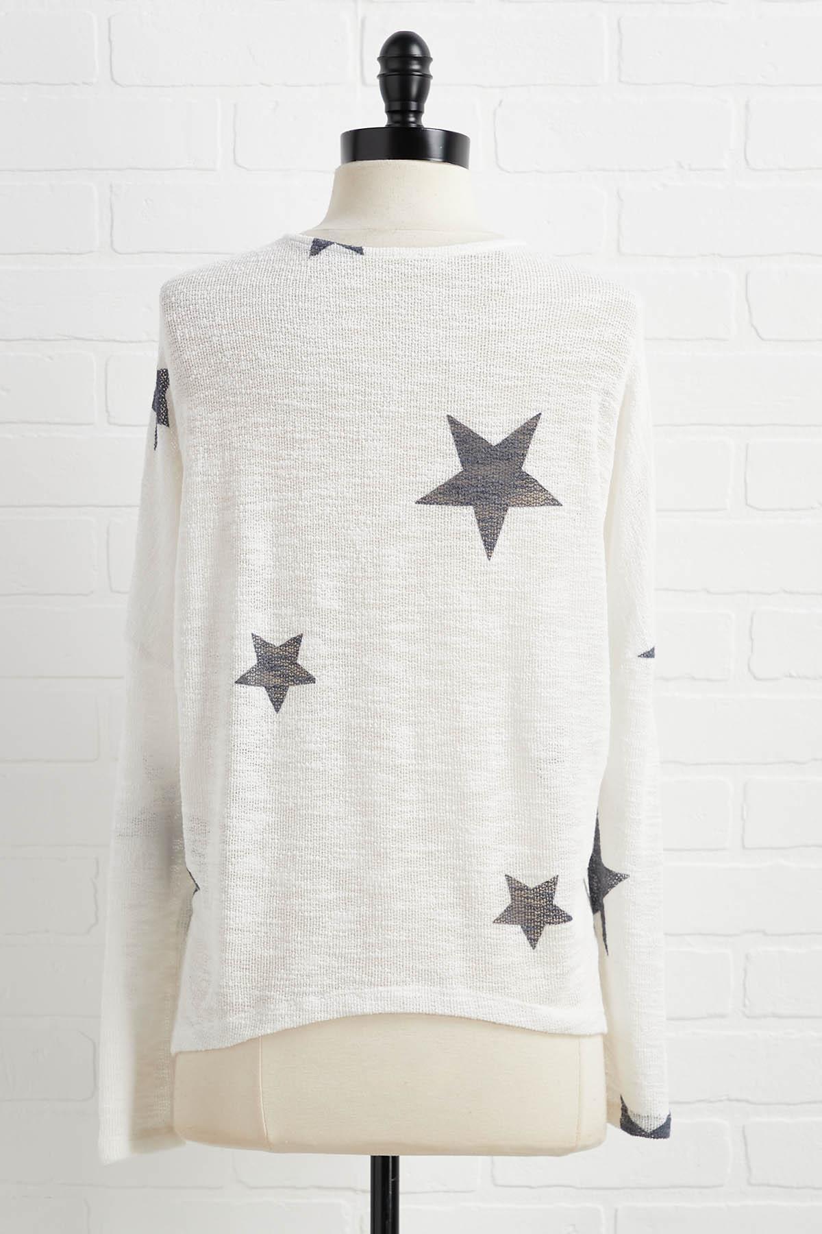 Oh My Stars Top
