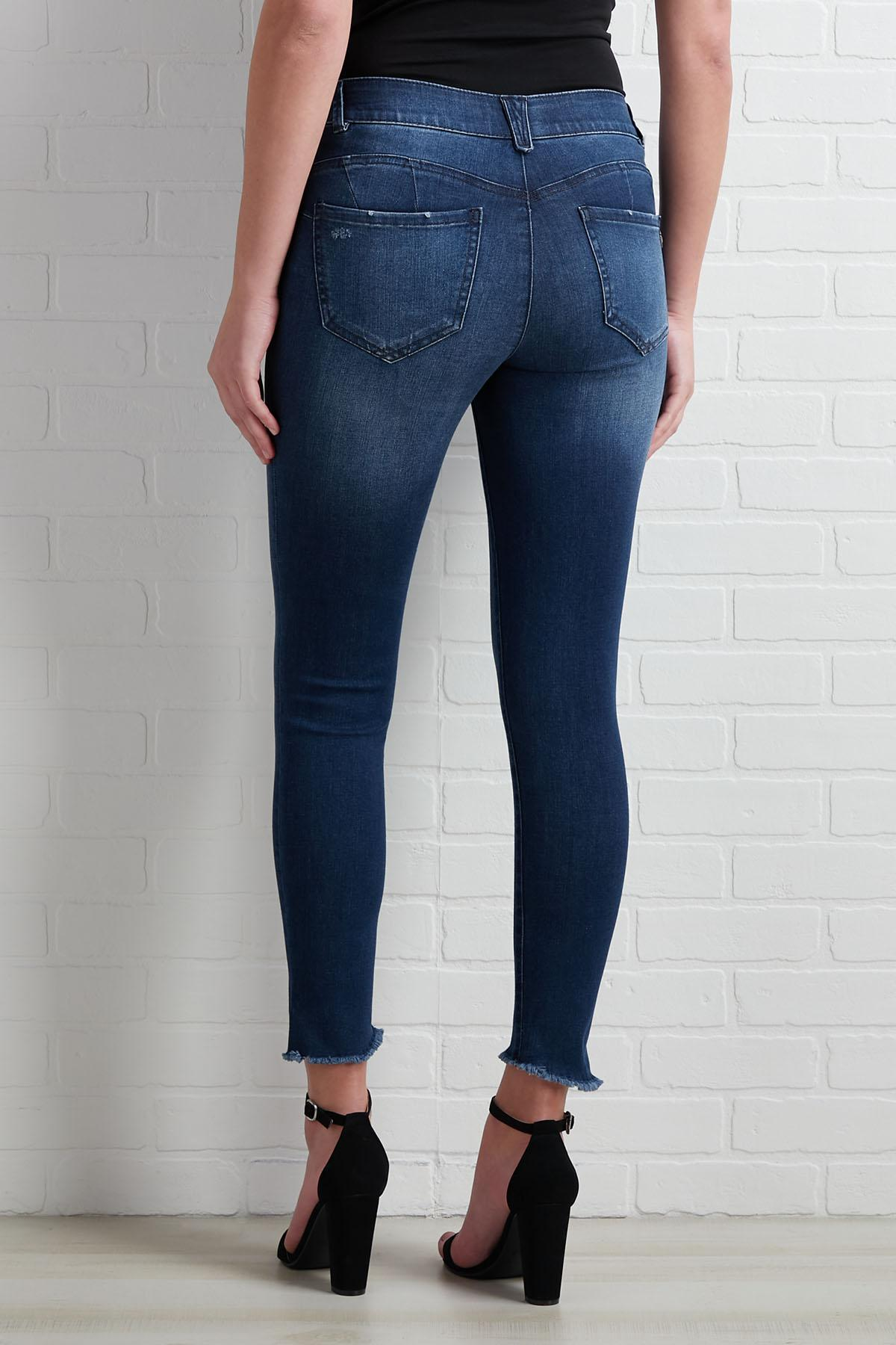 Step It Up Skinny Jeans