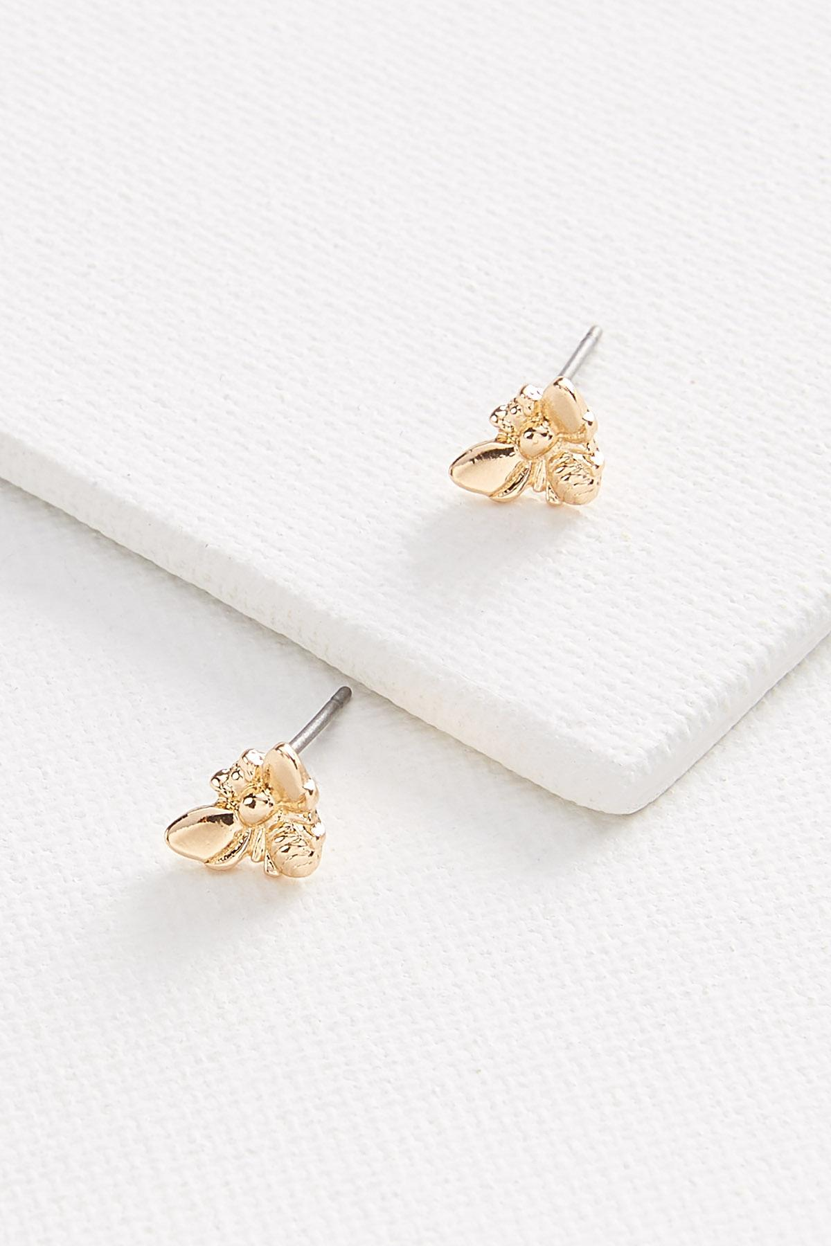 Itty Bitty Bee Earrings