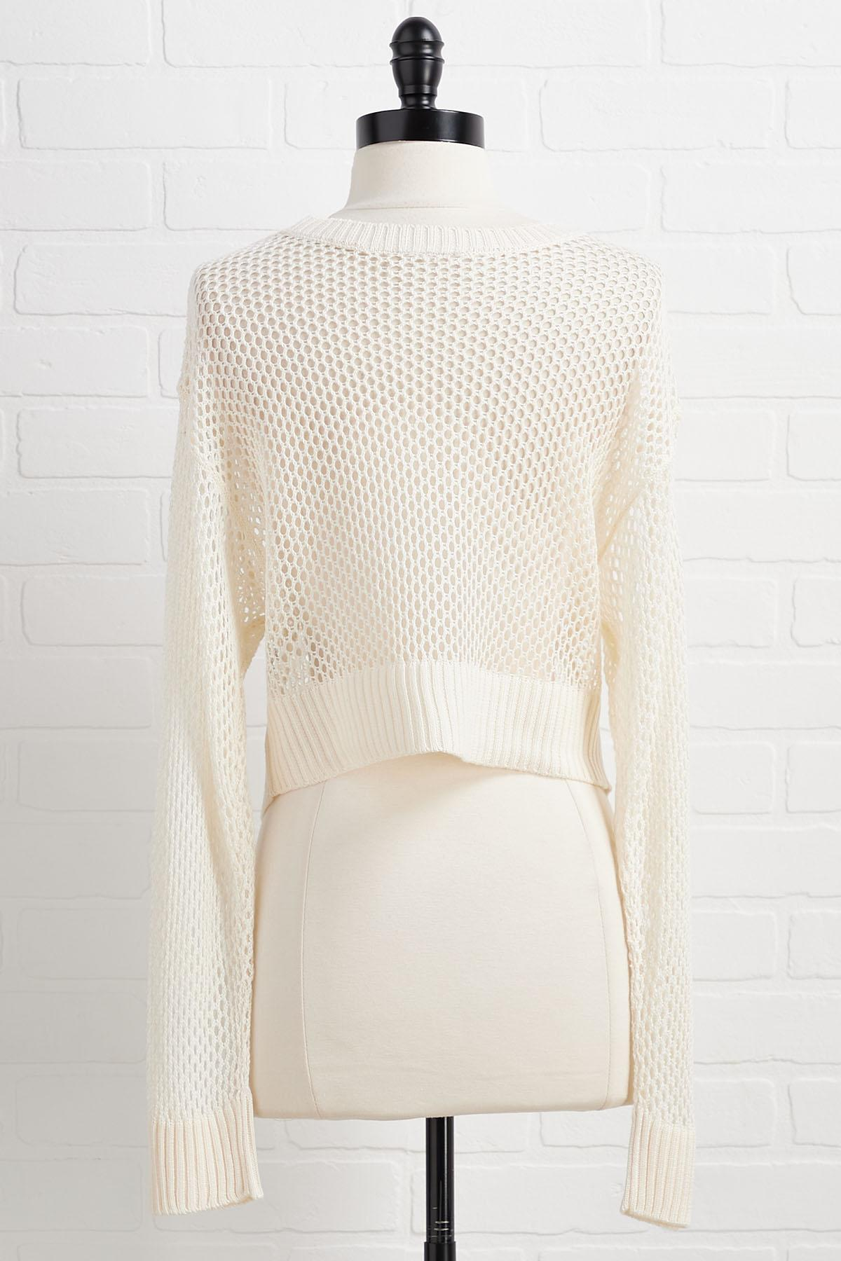 Sandcastles Sweater