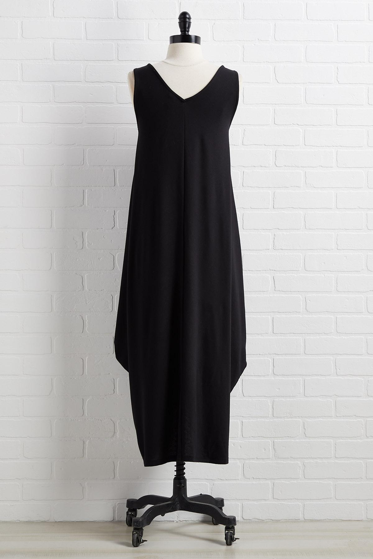 Jump In Line Dress