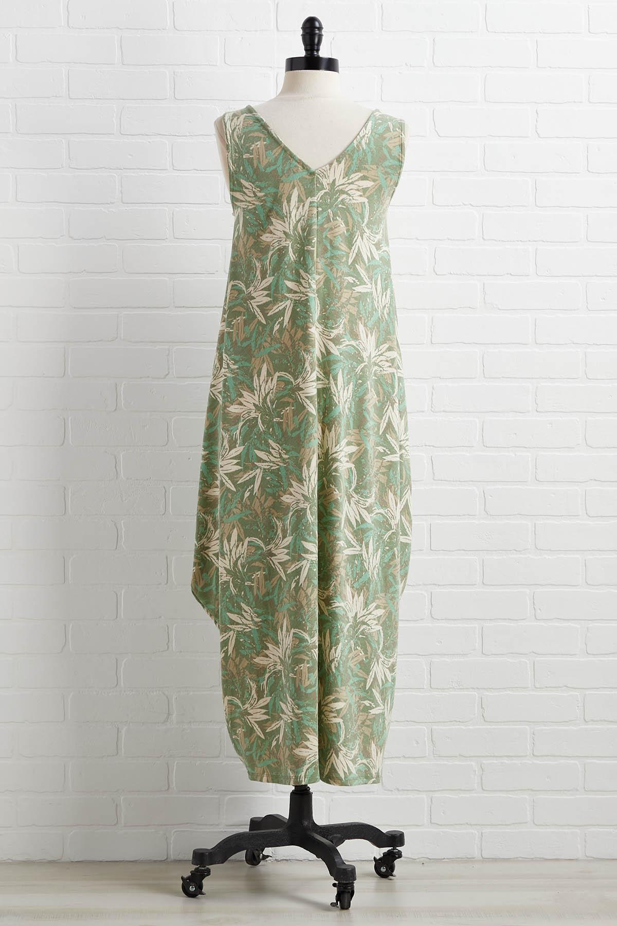 Remaining Palm Dress