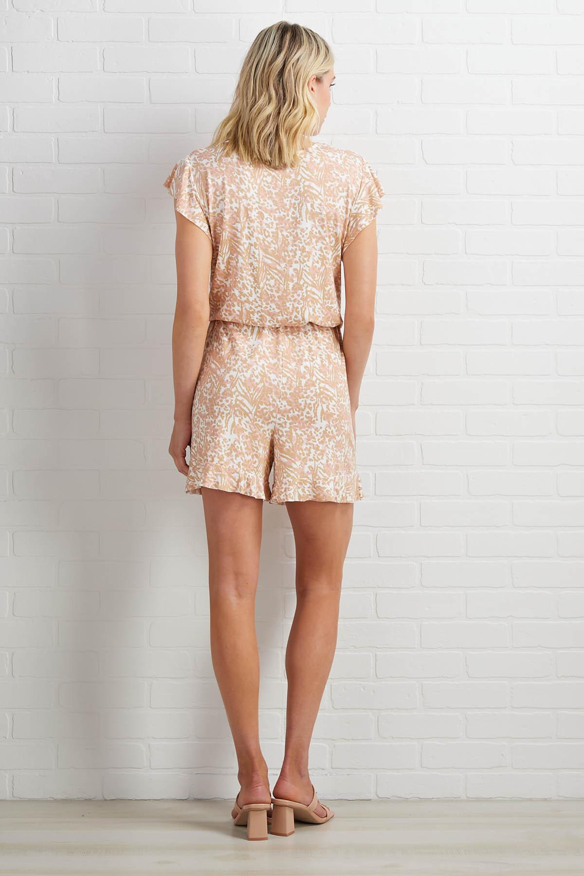 Welcome To The Jungle Romper
