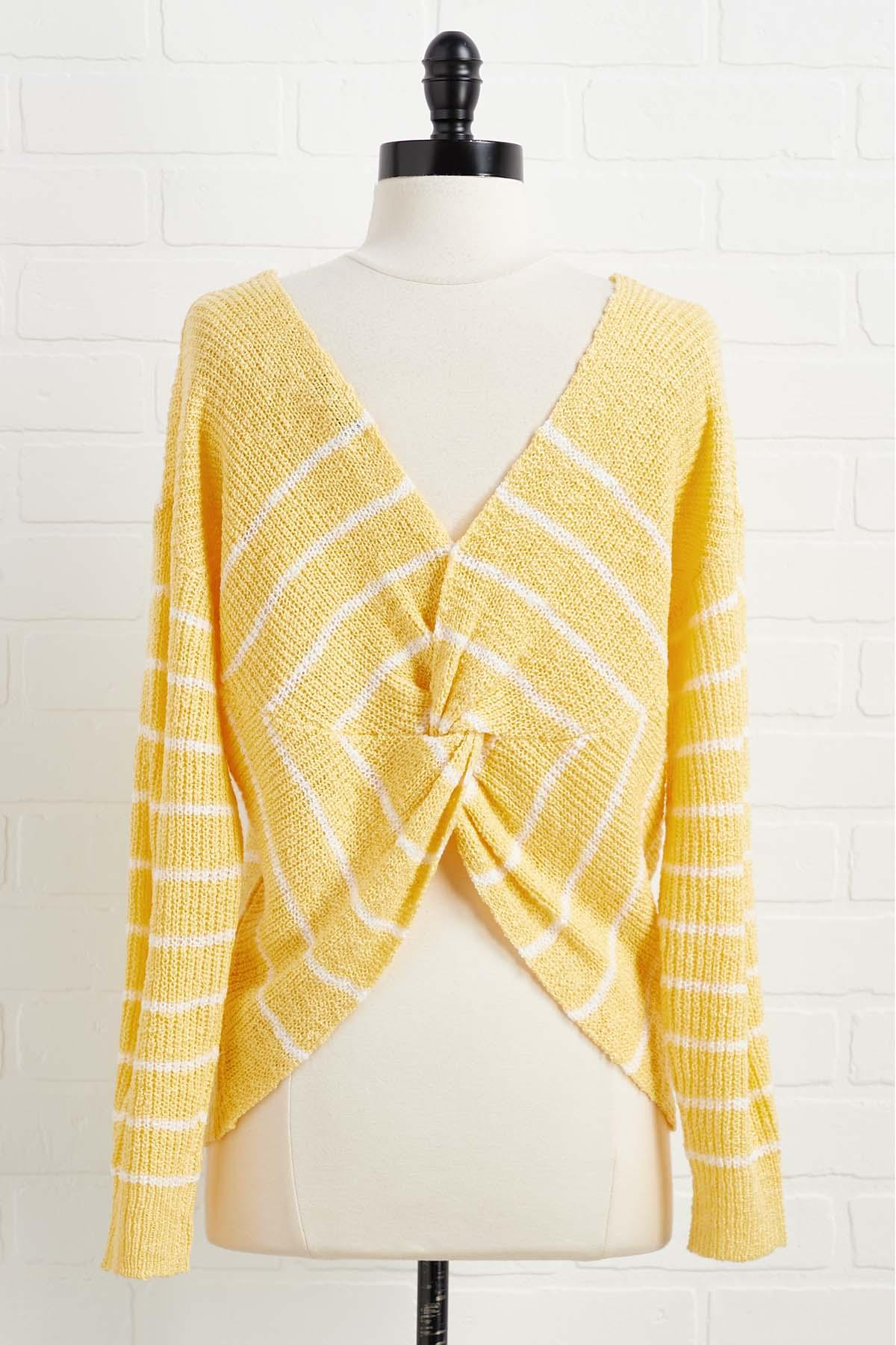 Squeeze The Day Sweater