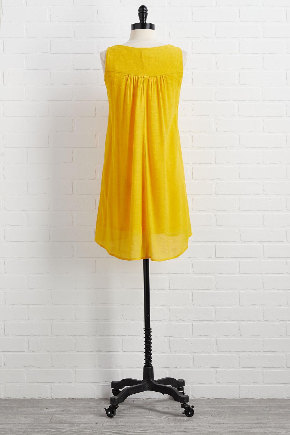 Golden Hour Dress