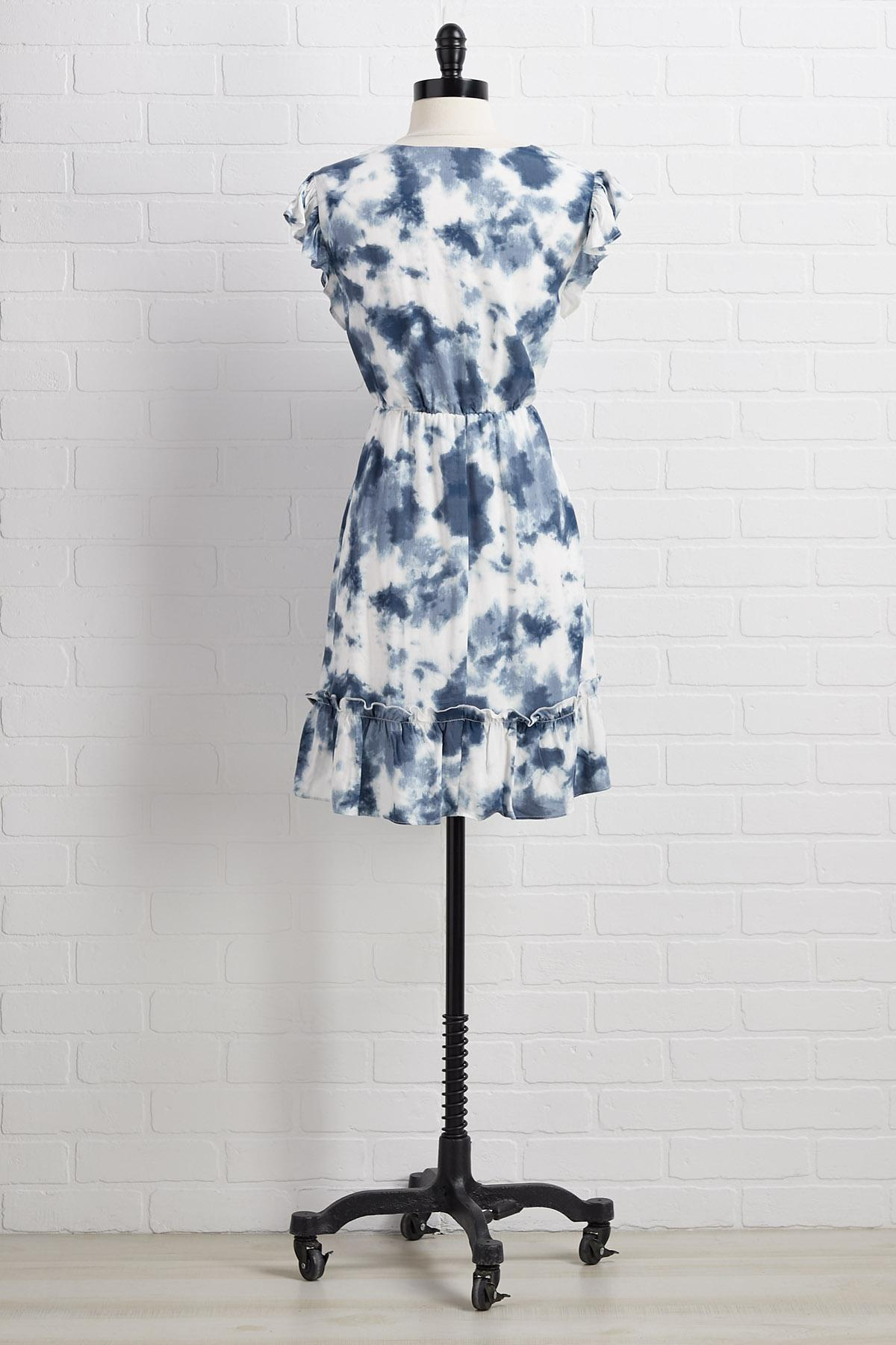 Blue Waters Dress