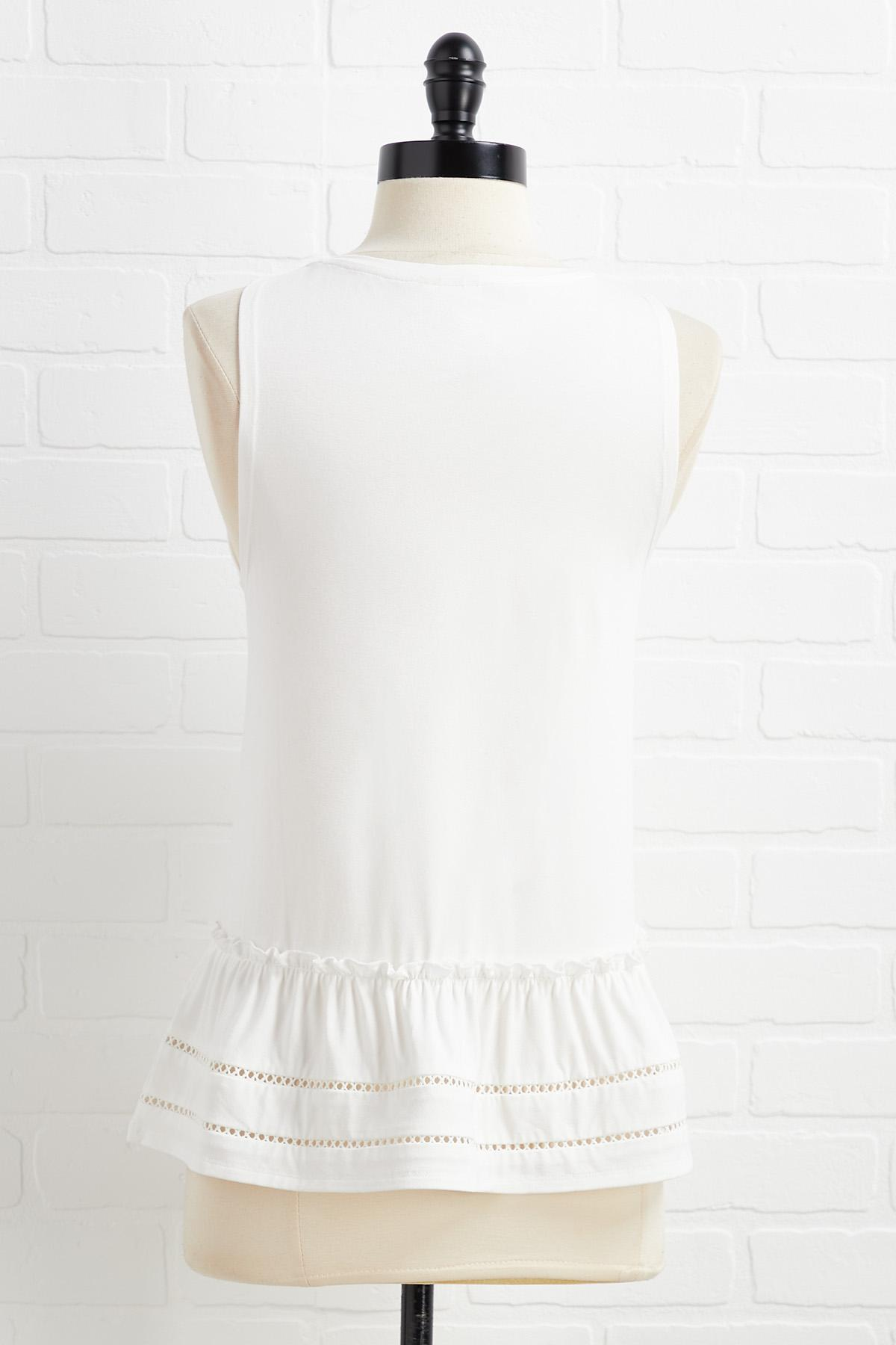 Go With Grace Top