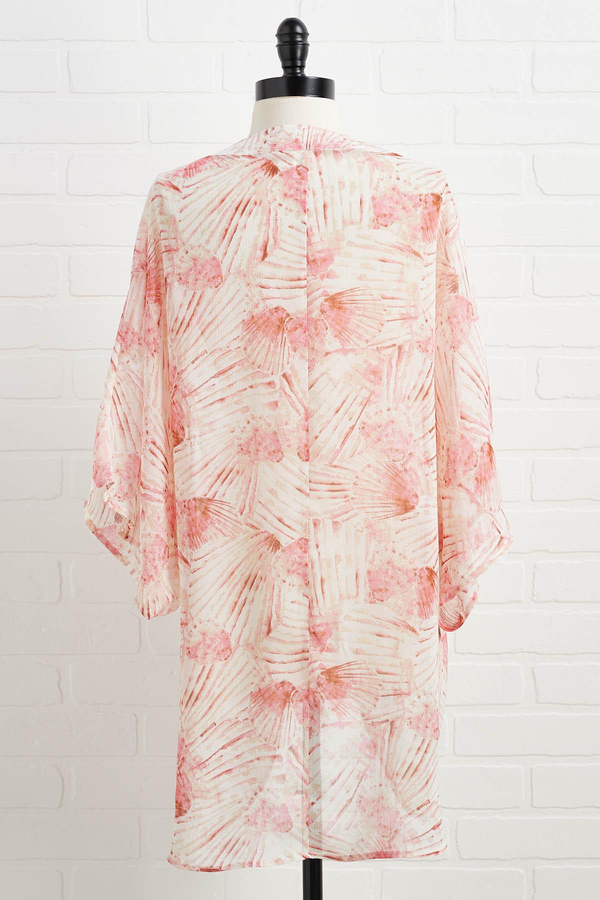Call My Shellphone Kimono