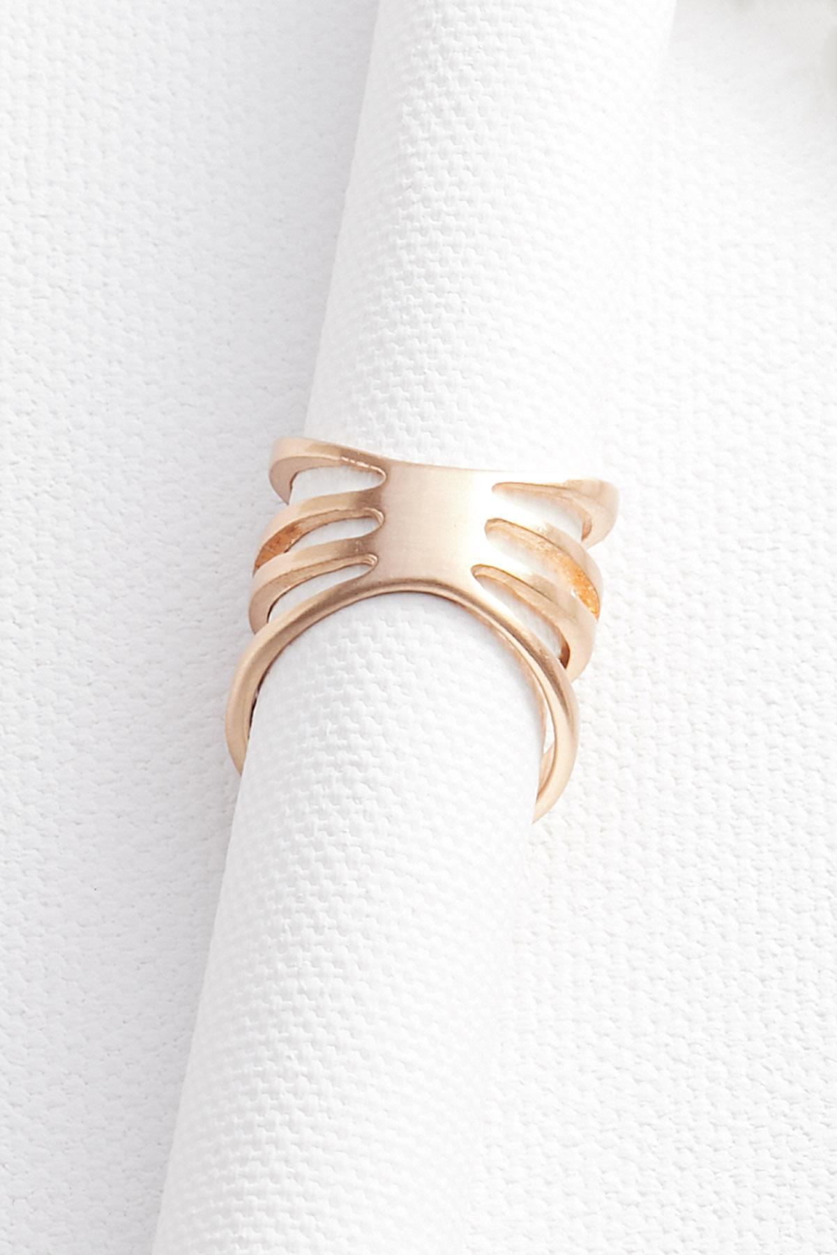 Overlapped Ring