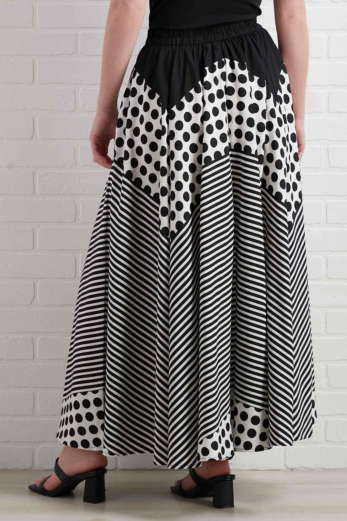 Dot Your Love Skirt