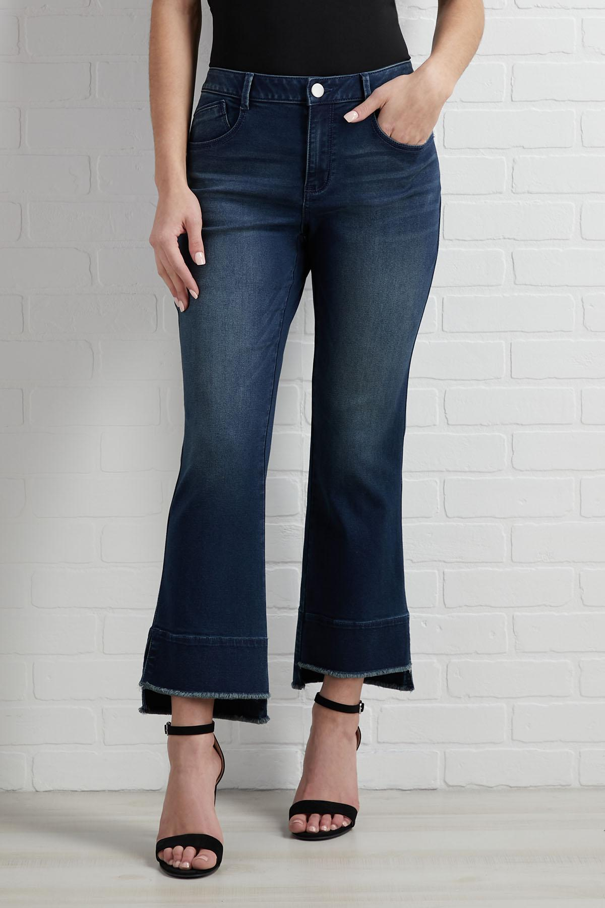Step In The Right Direction Jeans